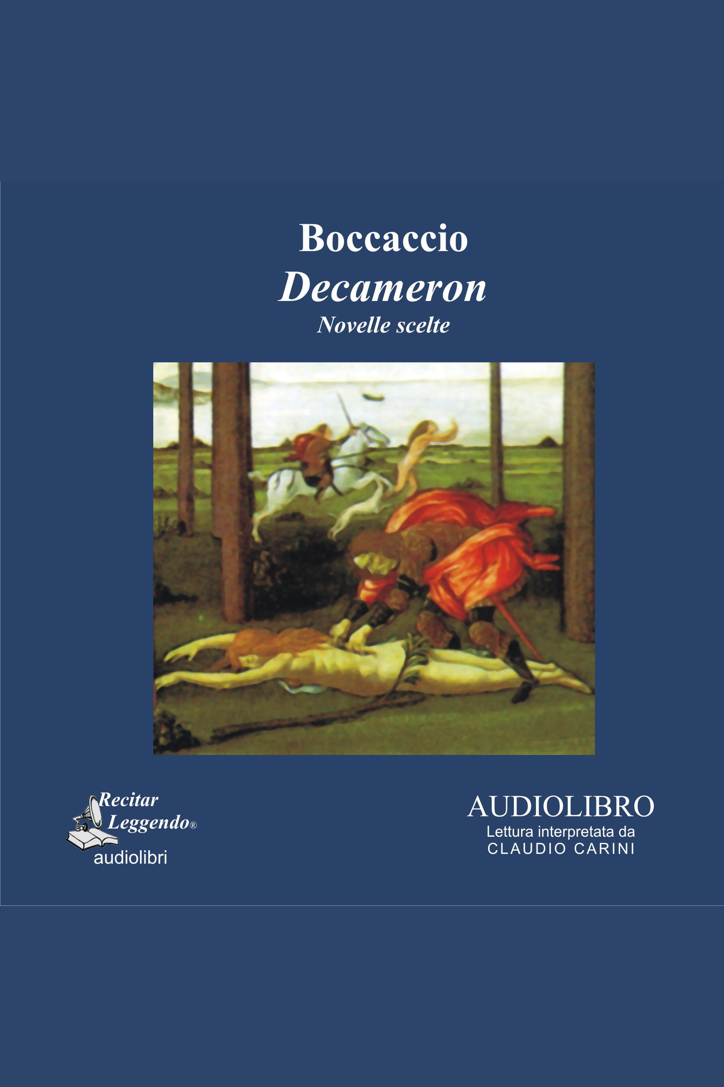 Decameron cover image