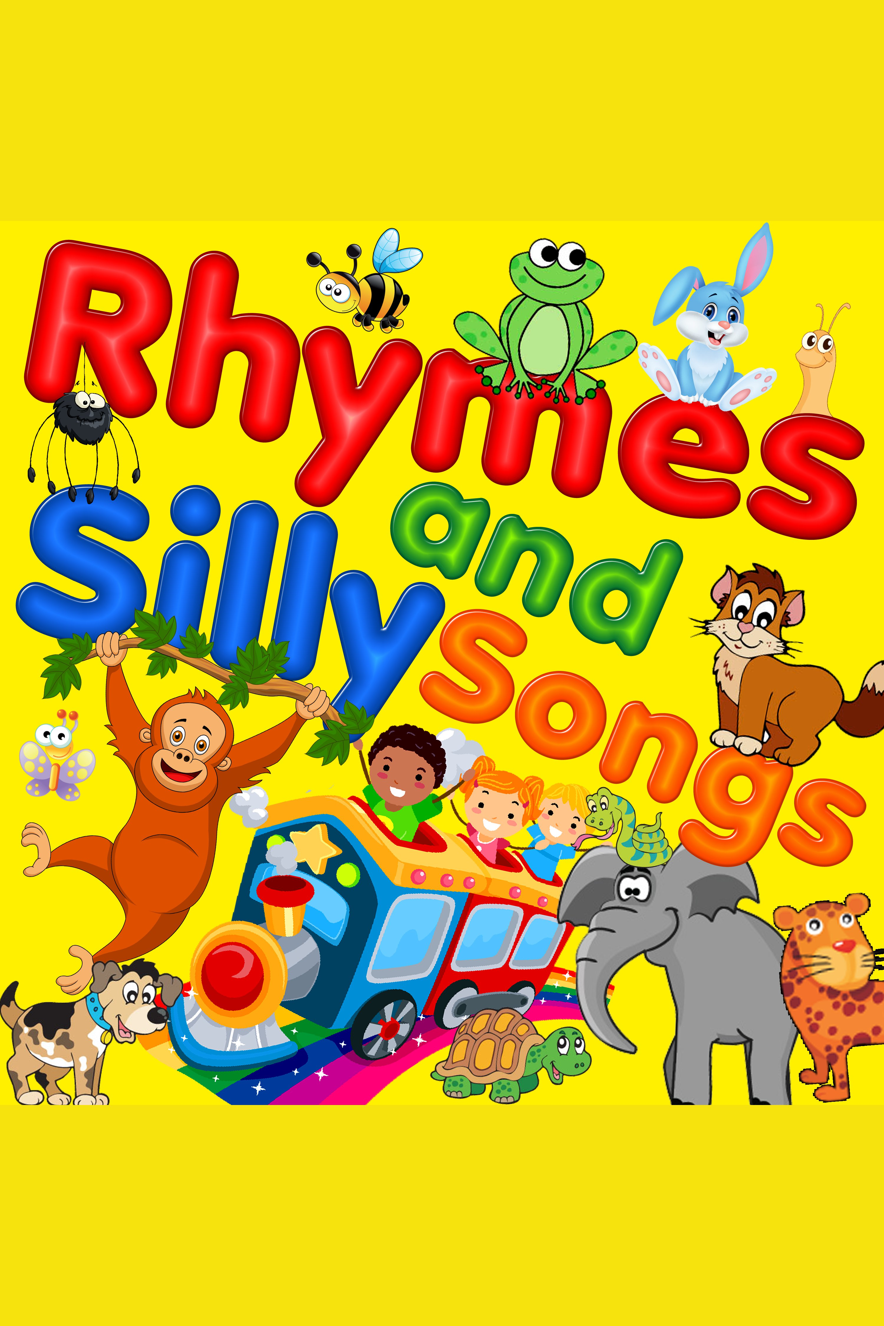 Rhymes & Silly Songs cover image