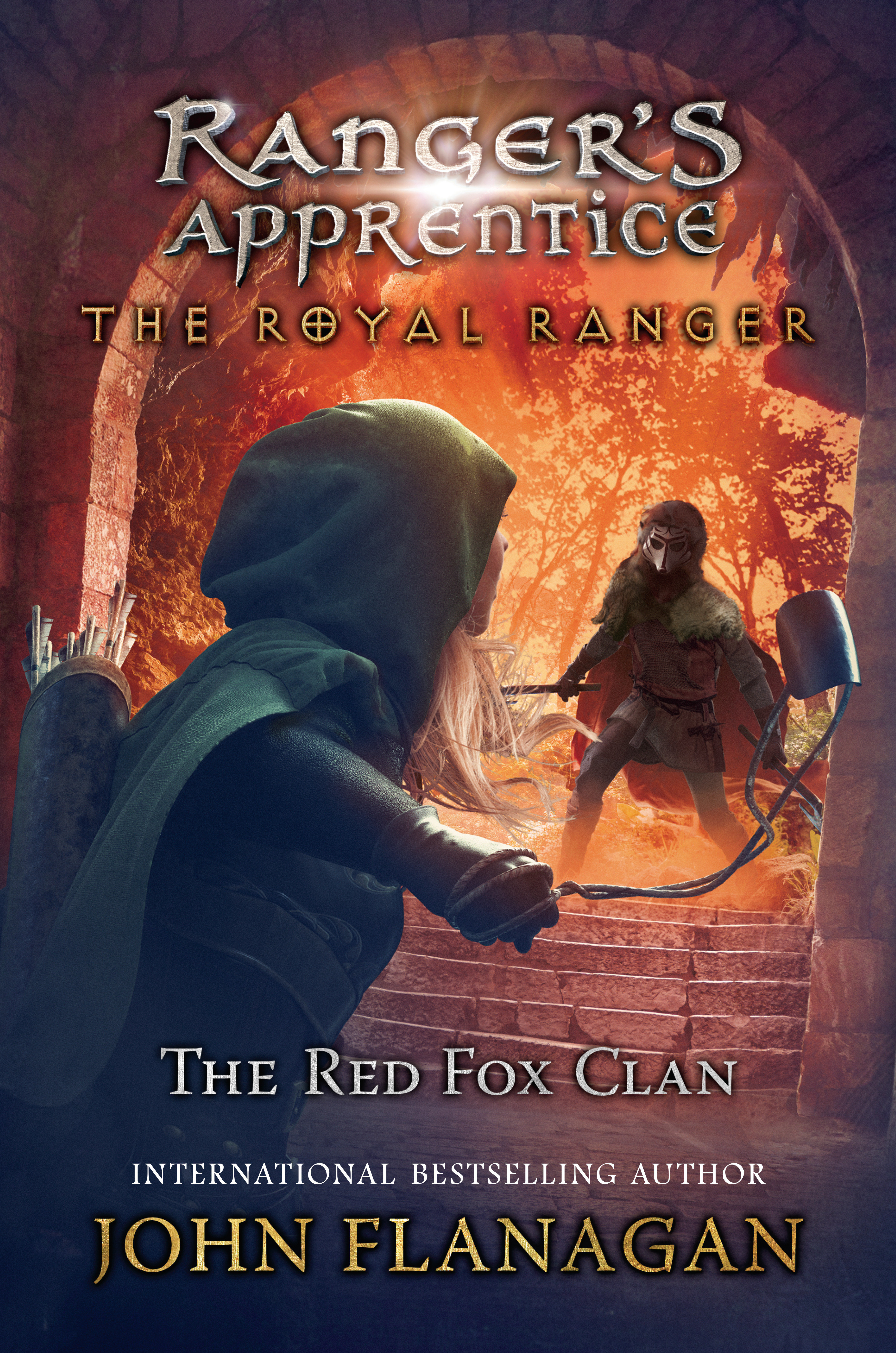 Cover Image of The Royal Ranger: The Red Fox Clan