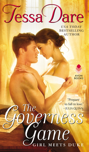 The Governess game cover image