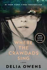#2 - Where the Crawdads Sing, book cover