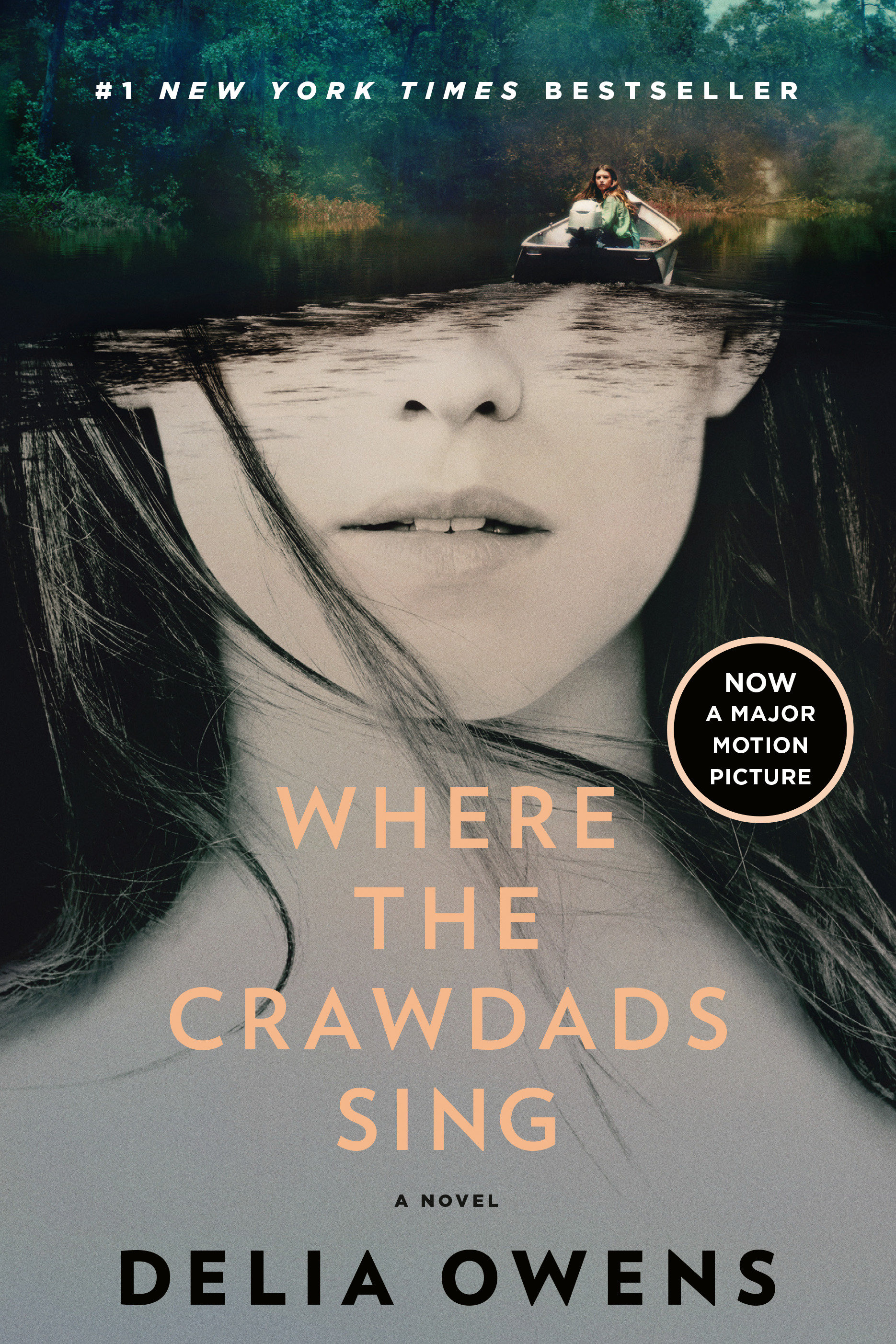 Cover image for Where the Crawdads Sing [electronic resource] :