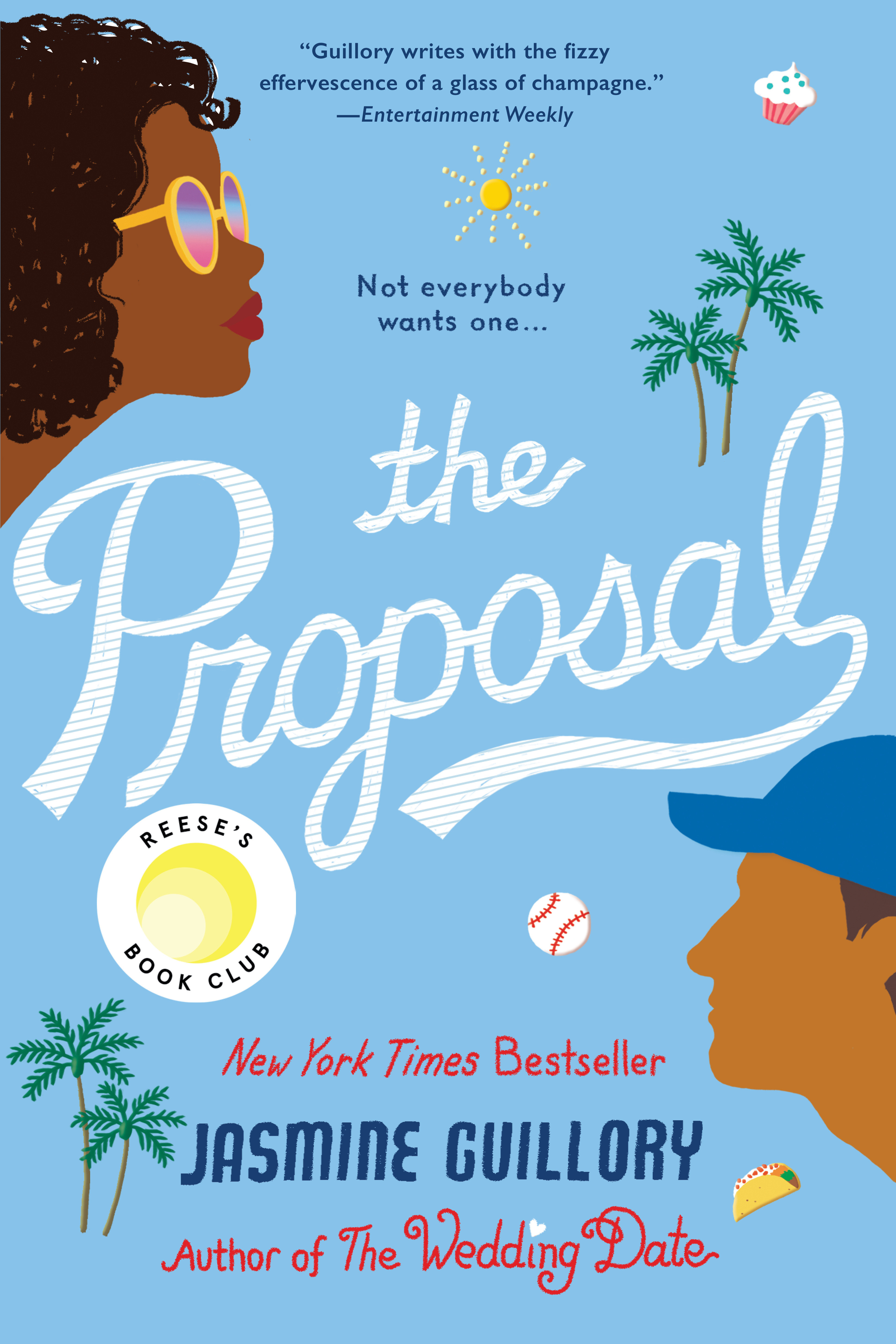 Cover Image of The Proposal