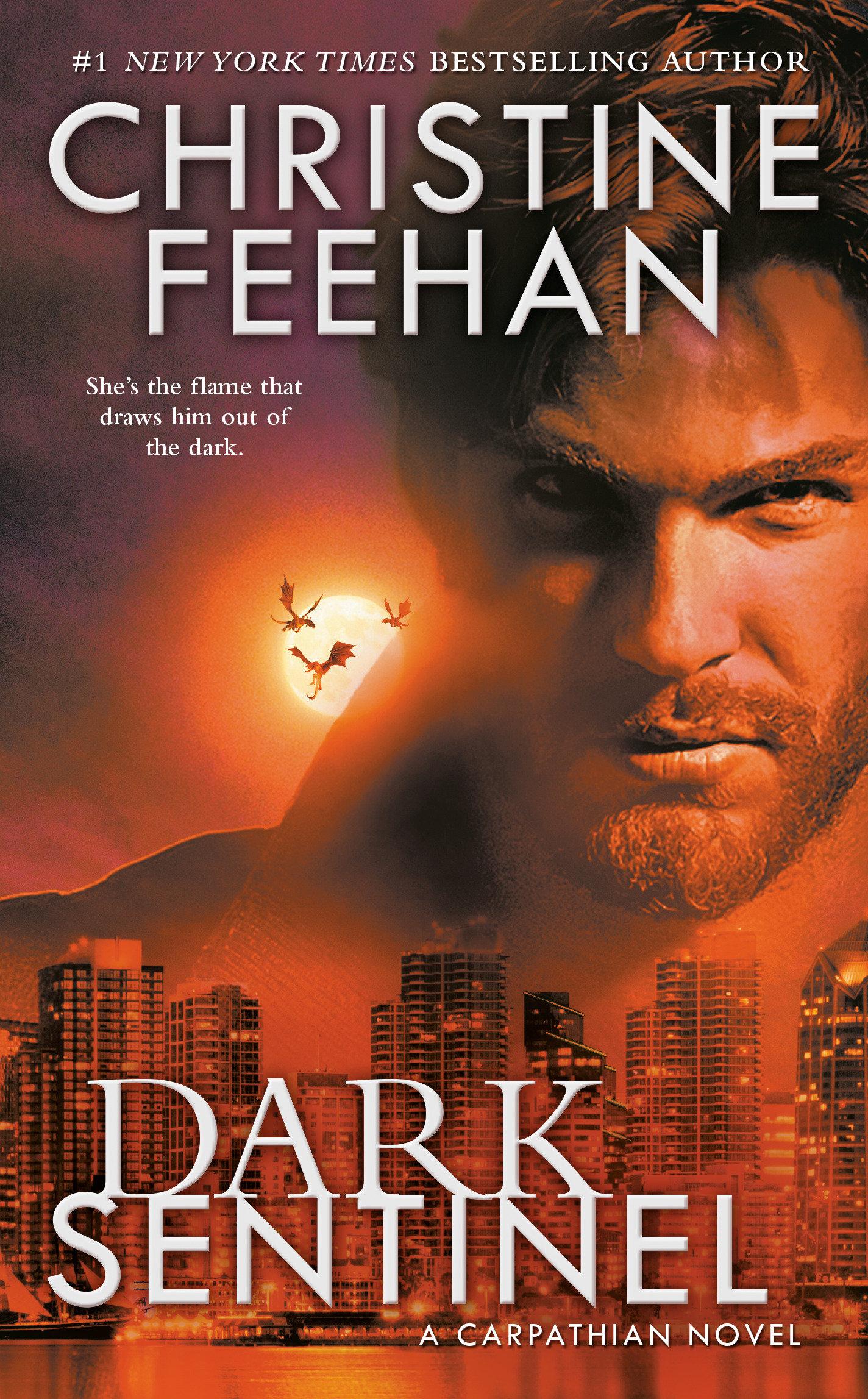 Dark sentinel cover image