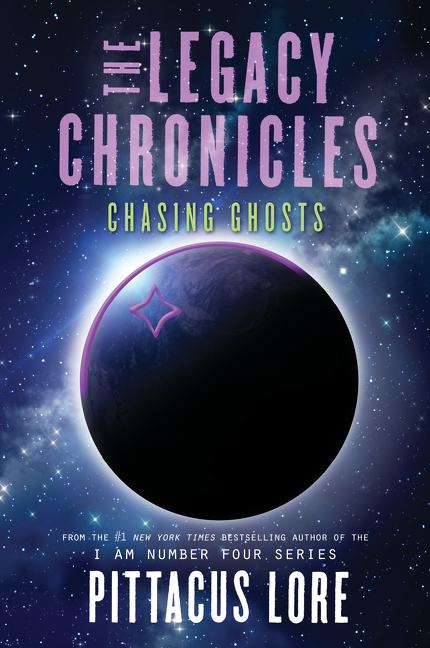 The Legacy Chronicles: Chasing Ghosts cover image