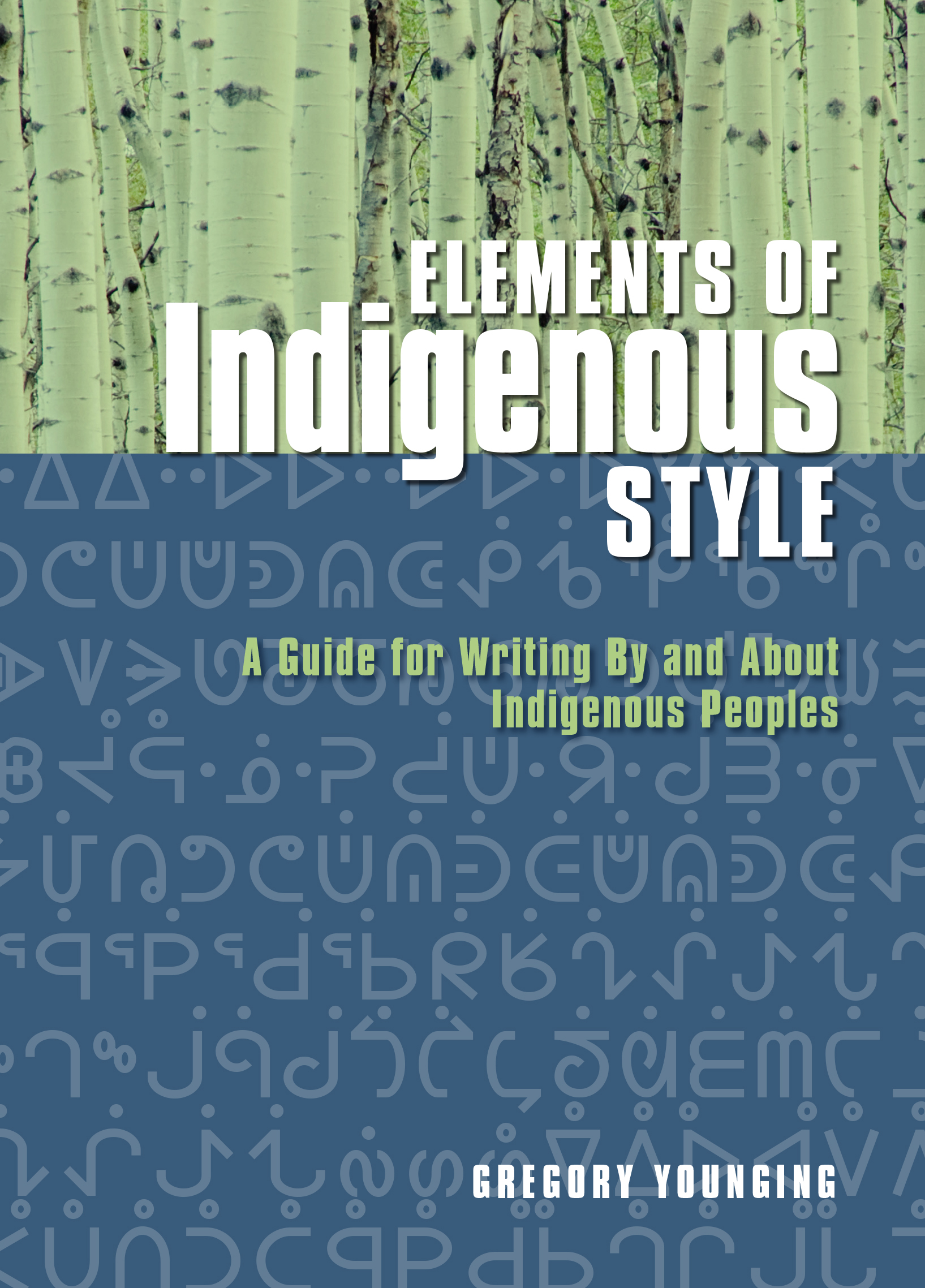 Cover Image of Elements of Indigenous Style