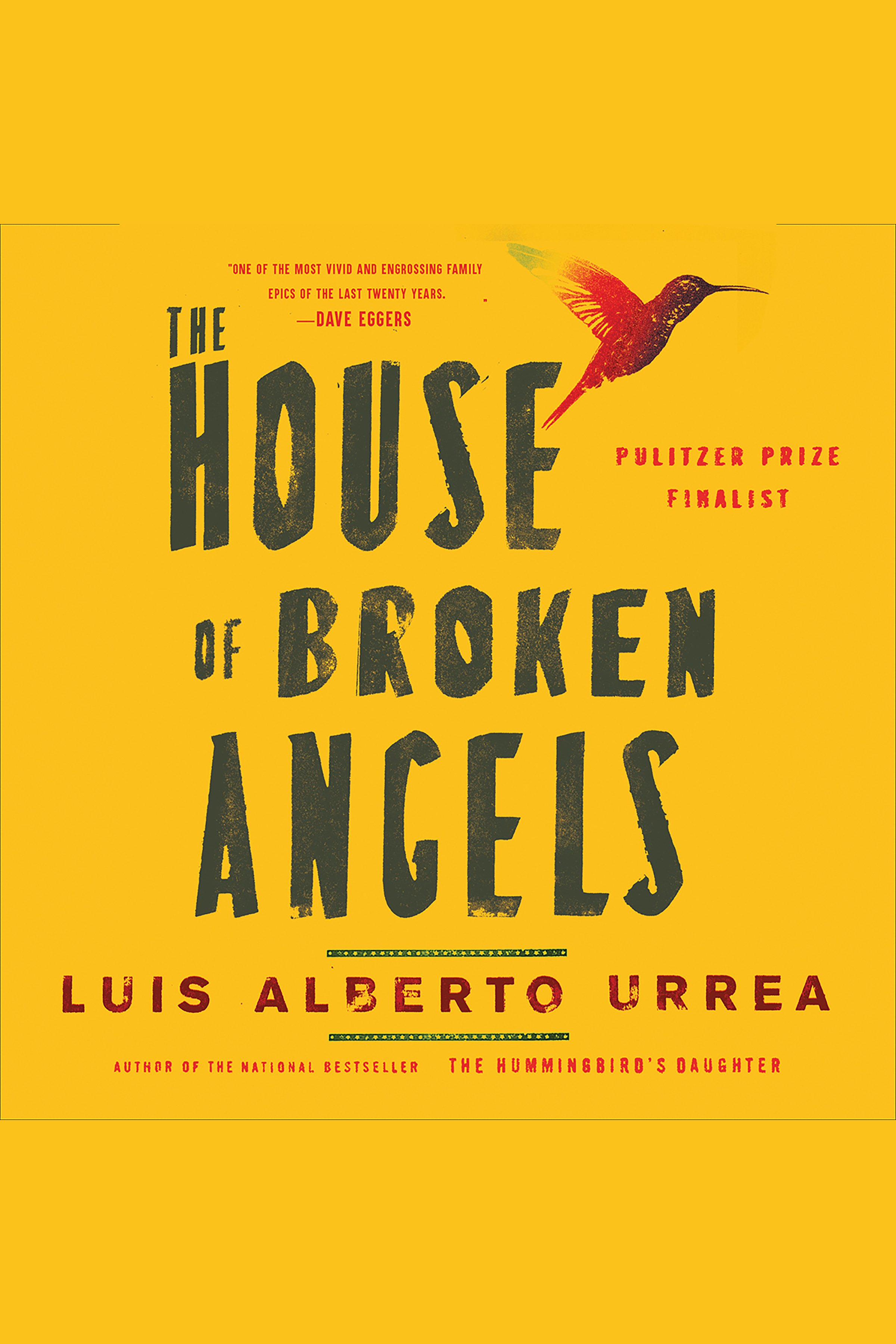 The house of broken angels [AudioEbook]