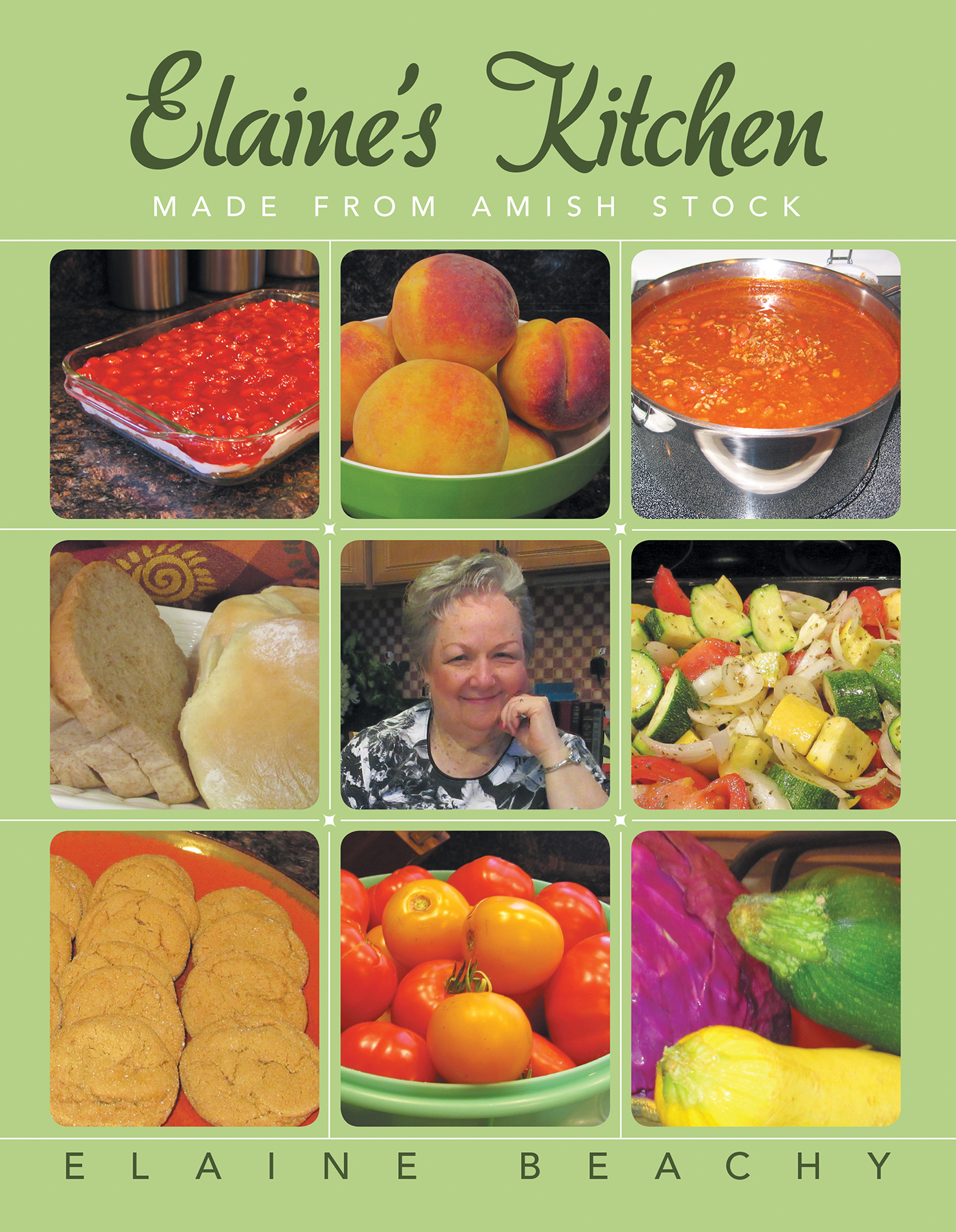 Elaine'S Kitchen Made from Amish Stock