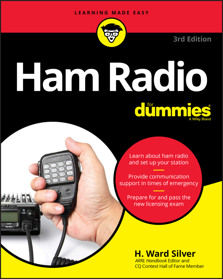 Ham radio for dummies cover image