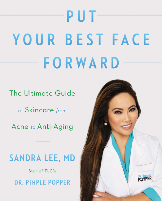 Put your best face forward the ultimate guide to skincare from Acne to anti-aging cover image