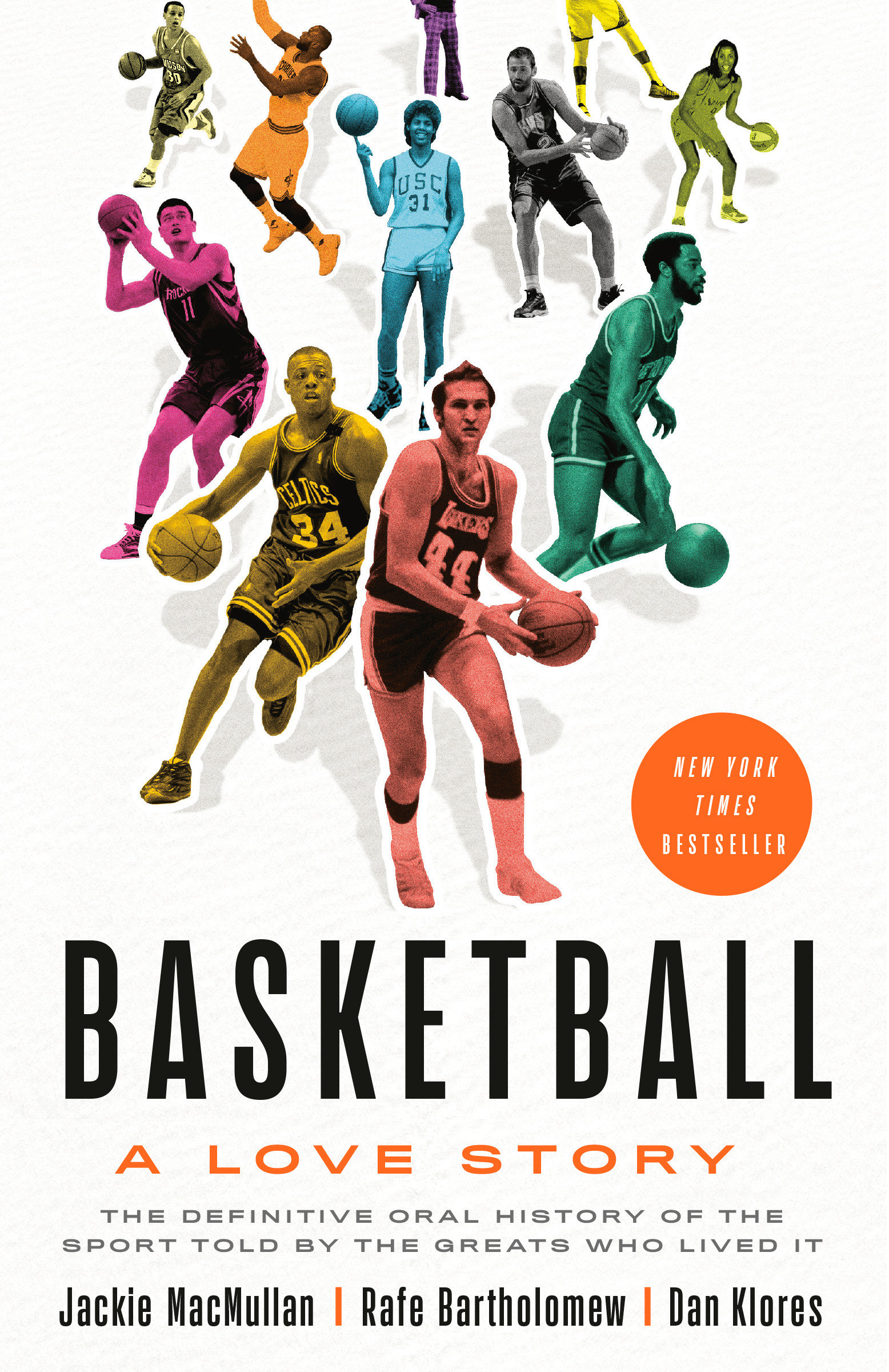 Basketball A Love Story cover image