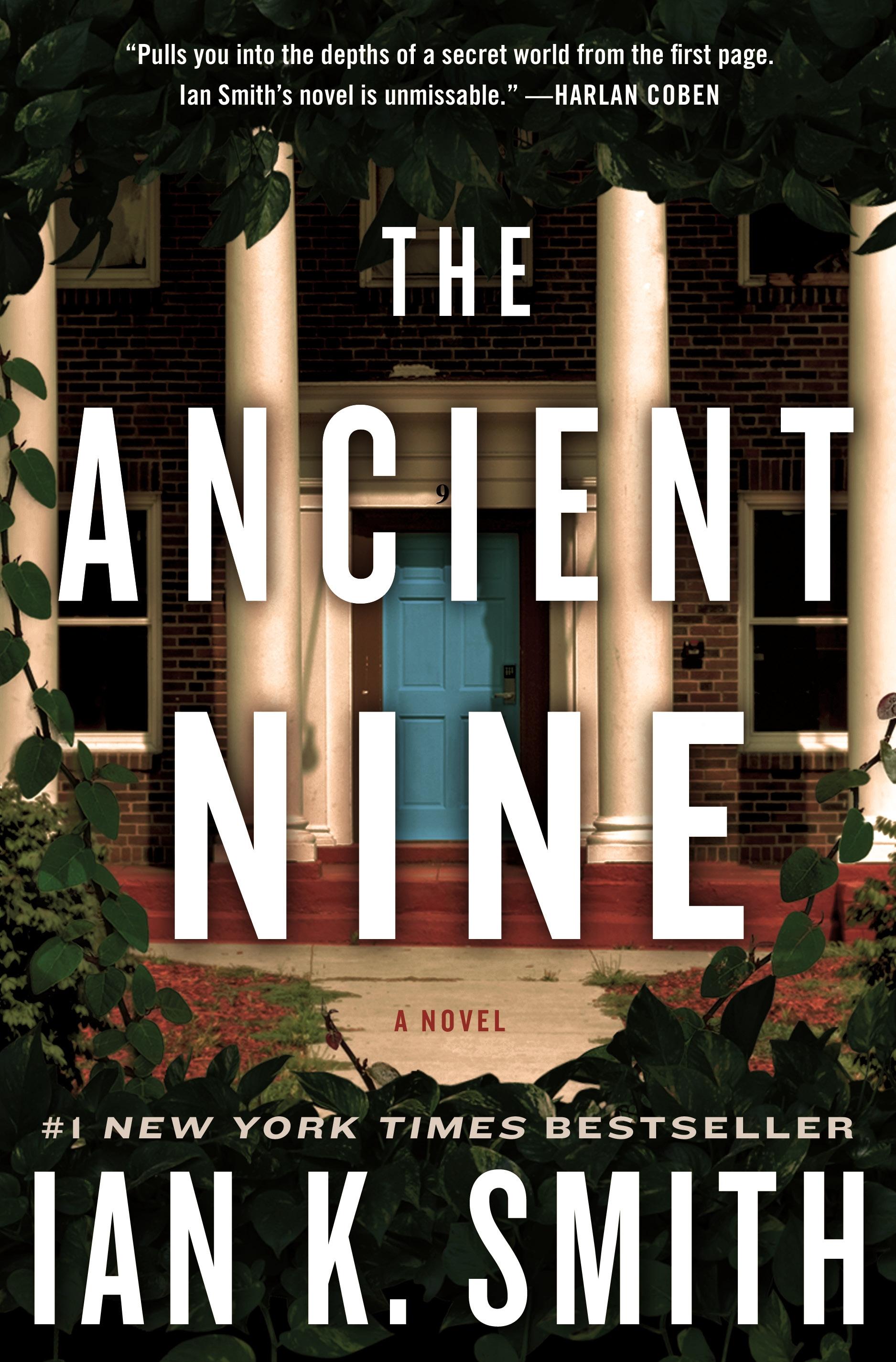 The Ancient Nine A Novel