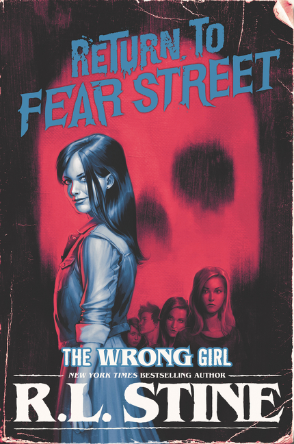 The wrong girl cover image
