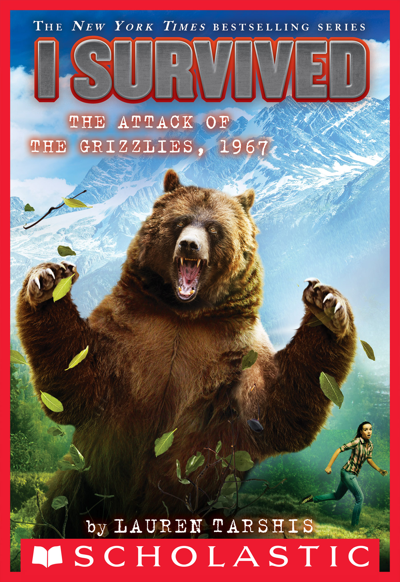 Cover Image of I Survived the Attack of the Grizzlies, 1967 (I Survived #17)