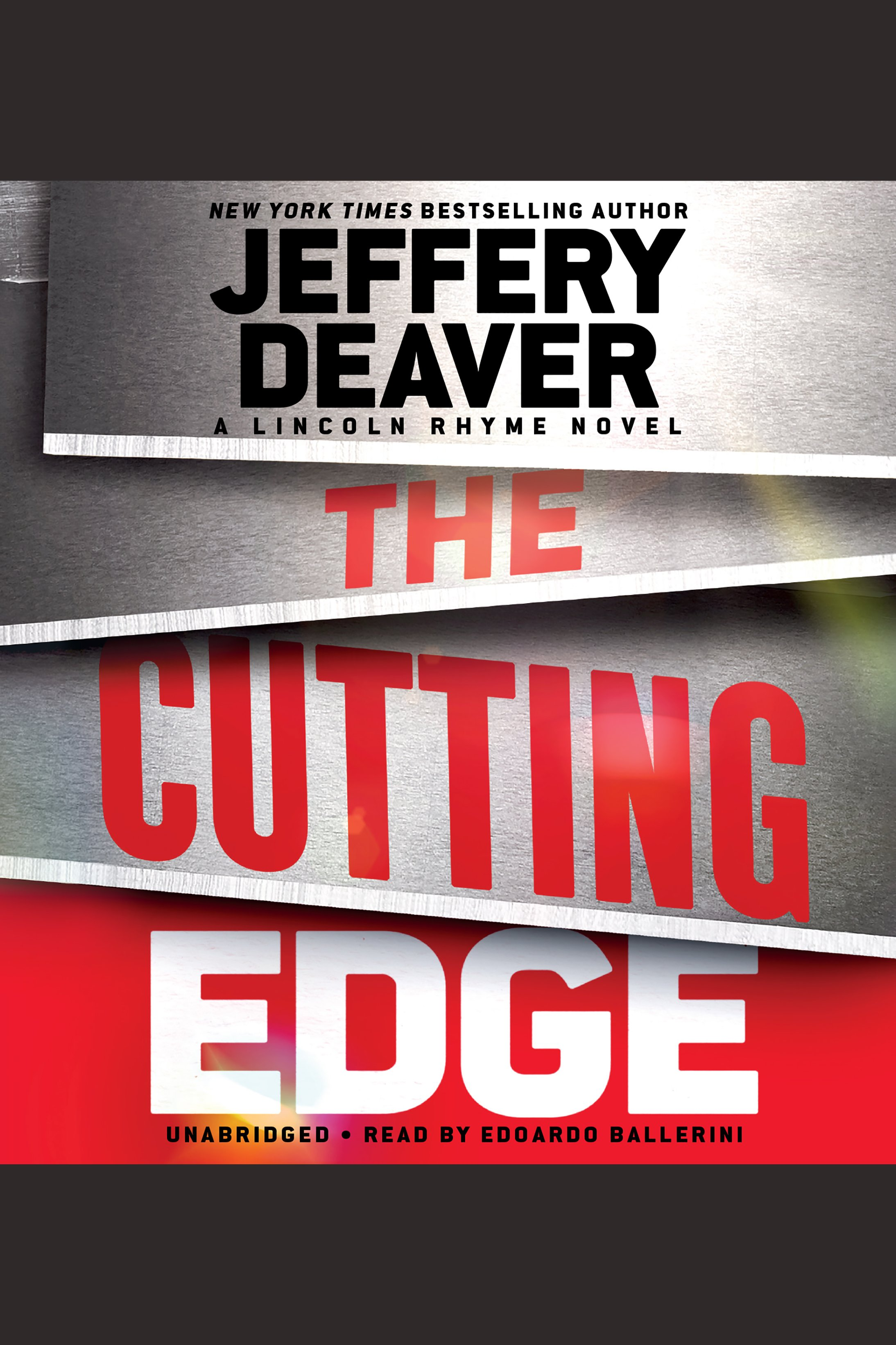 The cutting edge cover image