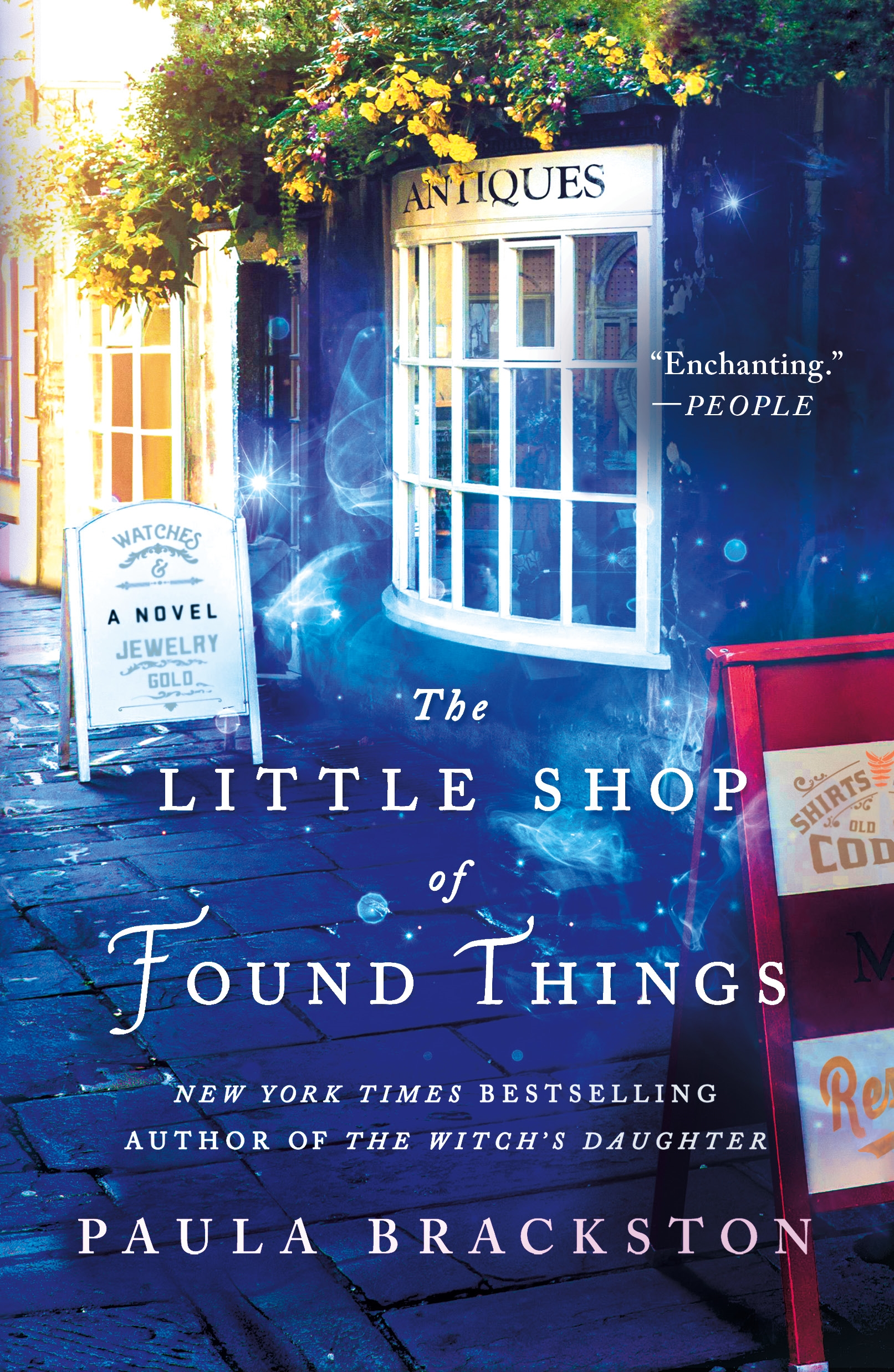 The little shop of found things cover image