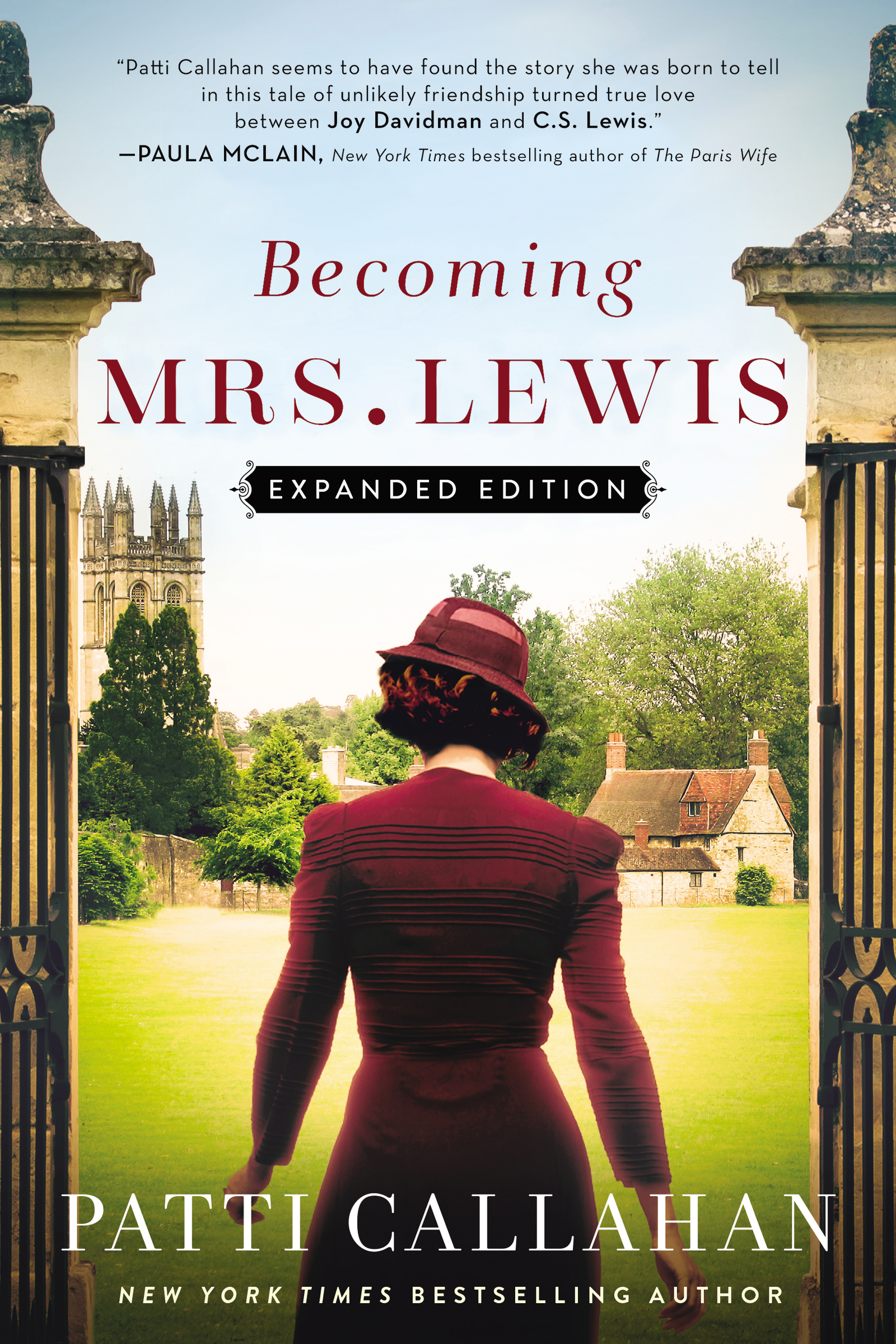 Cover image for Becoming Mrs. Lewis [electronic resource] : The Improbable Love Story of Joy Davidman and C. S. Lewis