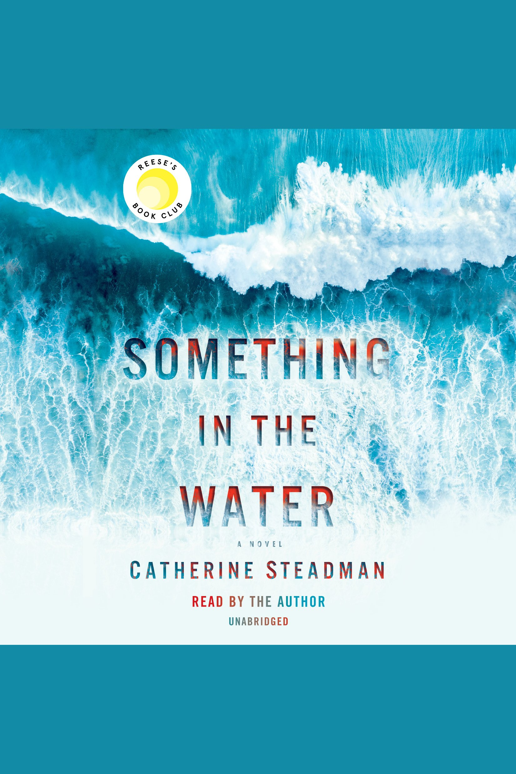 Something in the water cover image