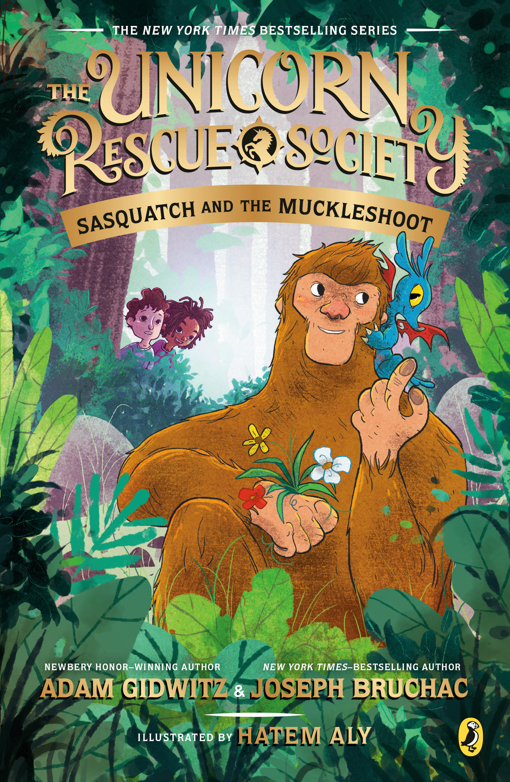 Sasquatch and the Muckleshoot [electronic resource]