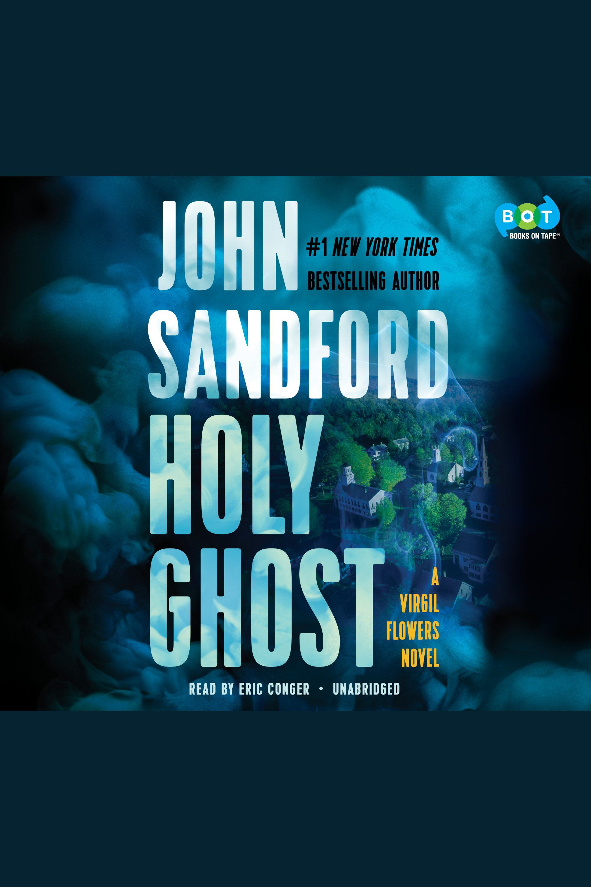 Holy ghost cover image