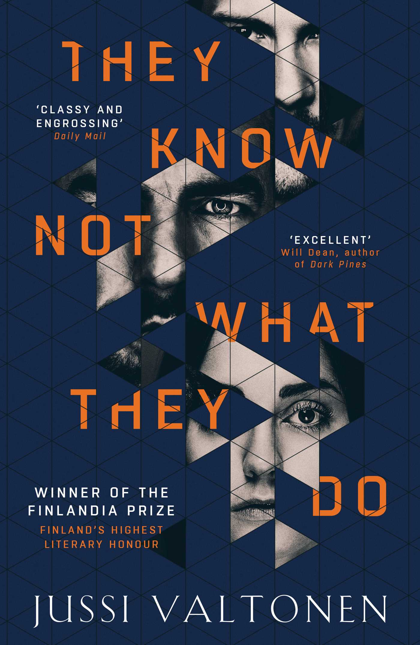 Cover Image of They Know Not What They Do