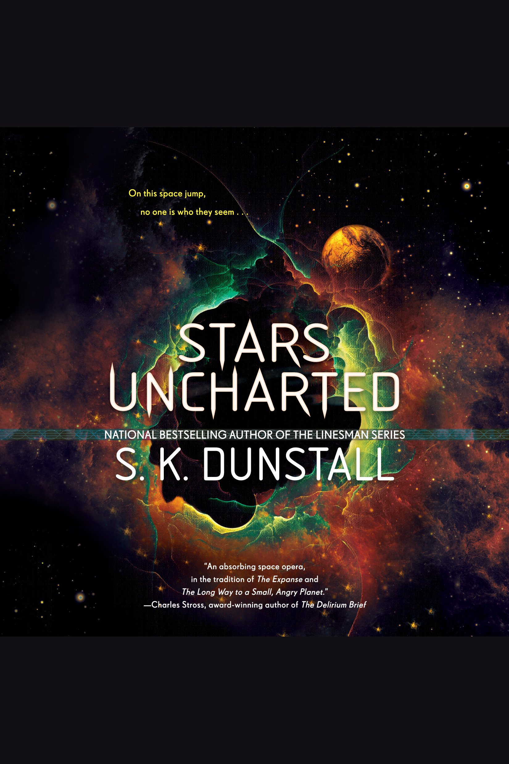 Stars Uncharted [electronic resource]