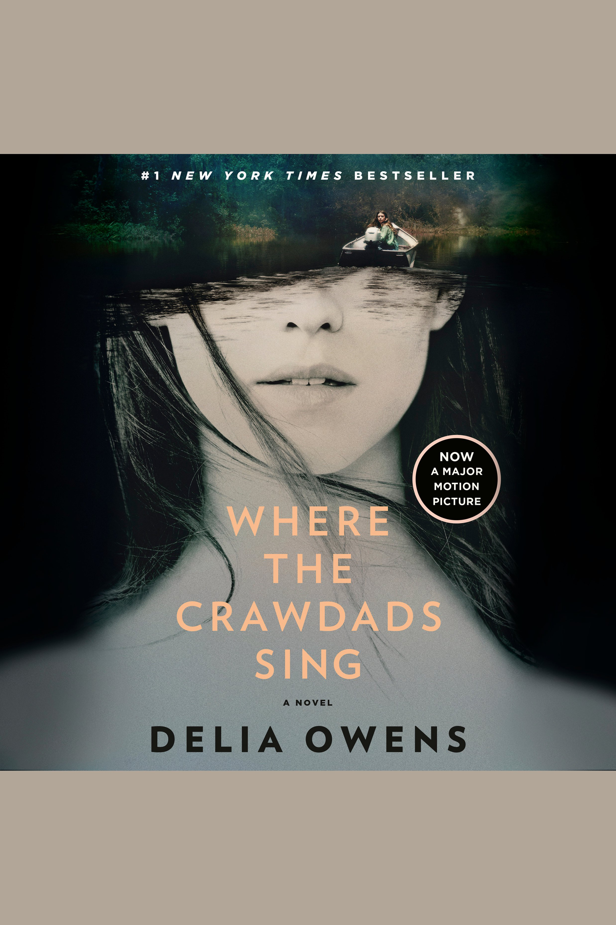 Cover image for Where the Crawdads Sing [electronic resource] : A Novel