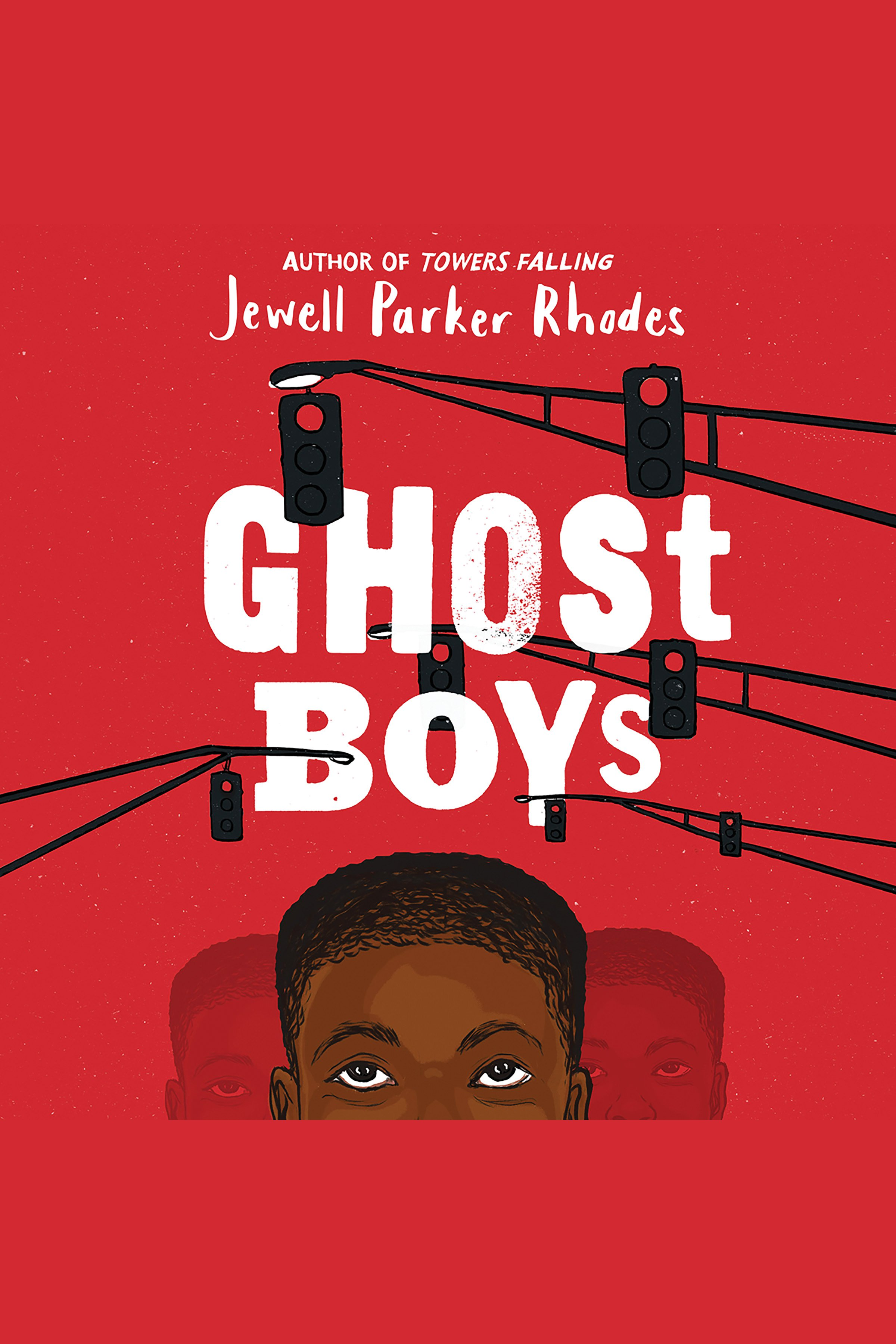 Ghost boys cover image