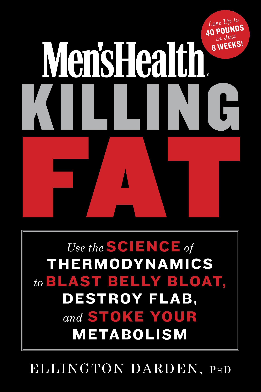 Men's health killing fat cover image