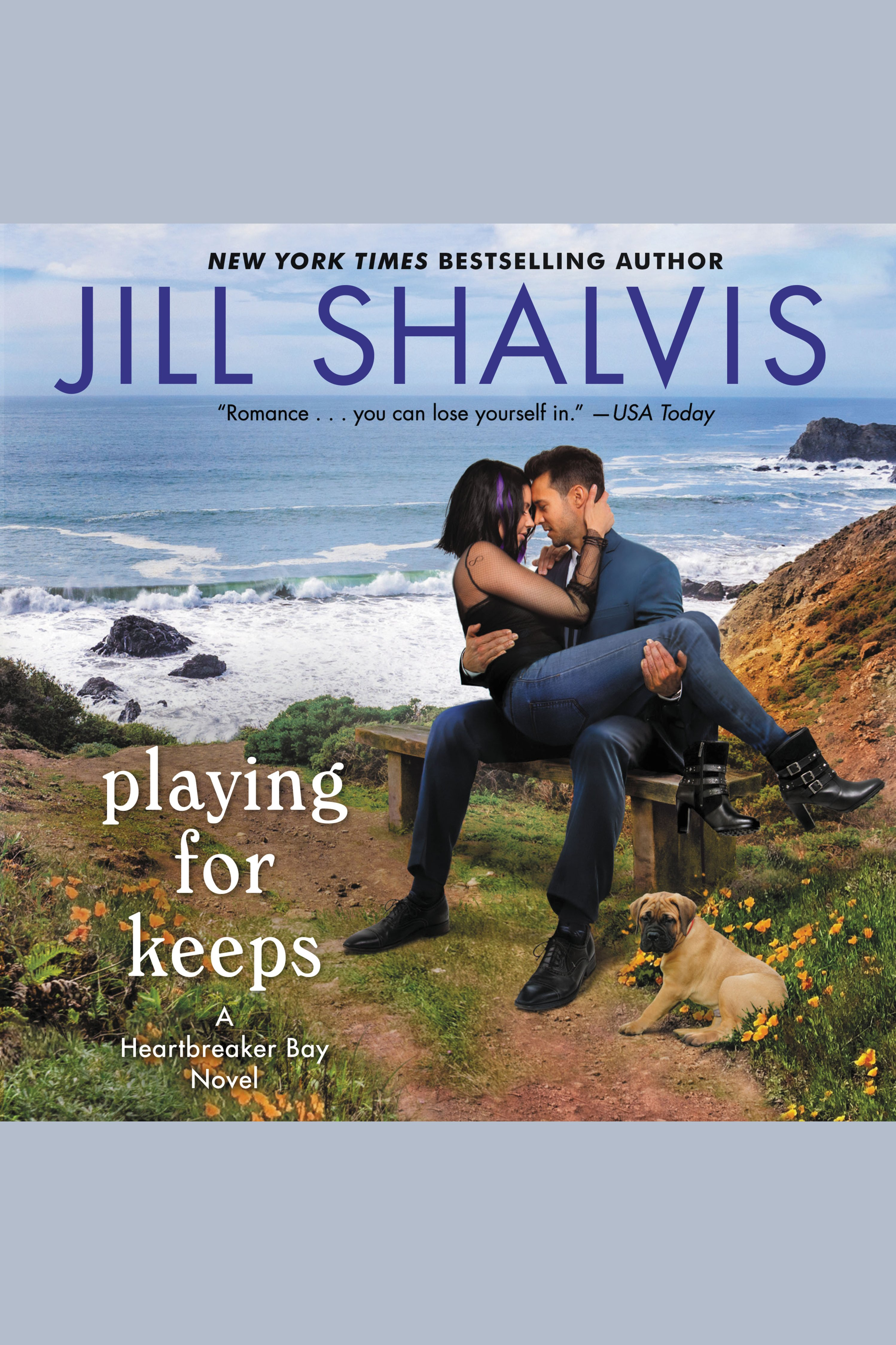 Playing for keeps a Heartbreaker Bay novel cover image