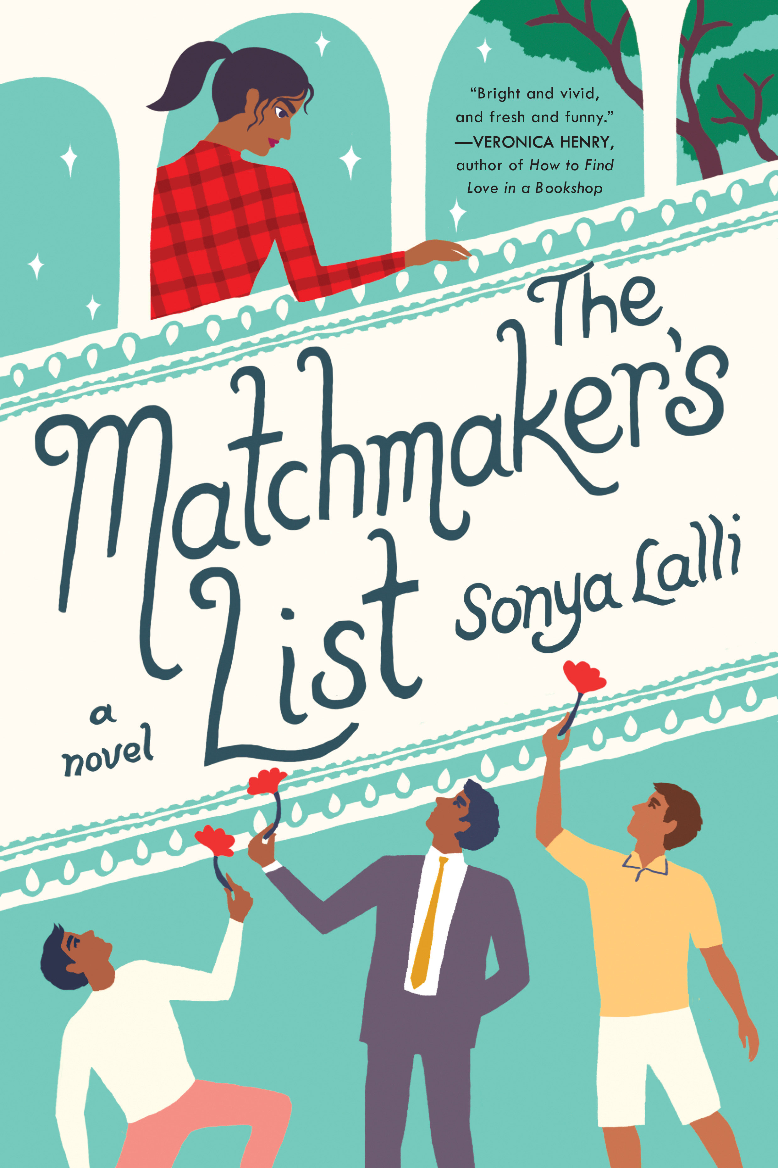 Cover Image of The Matchmaker's List