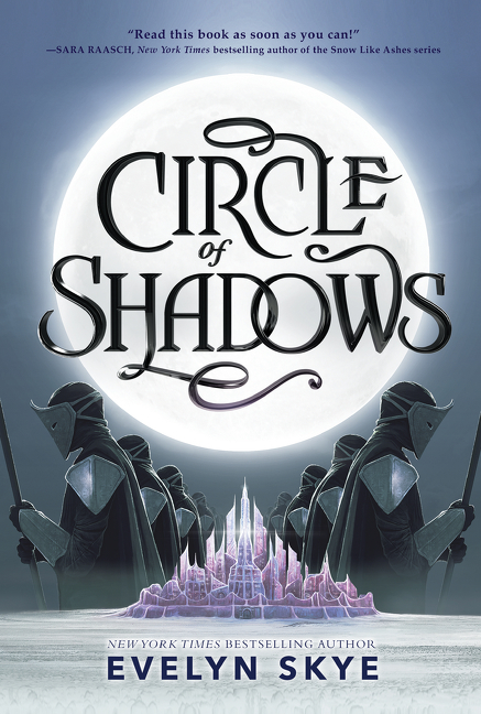 Circle of shadows cover image