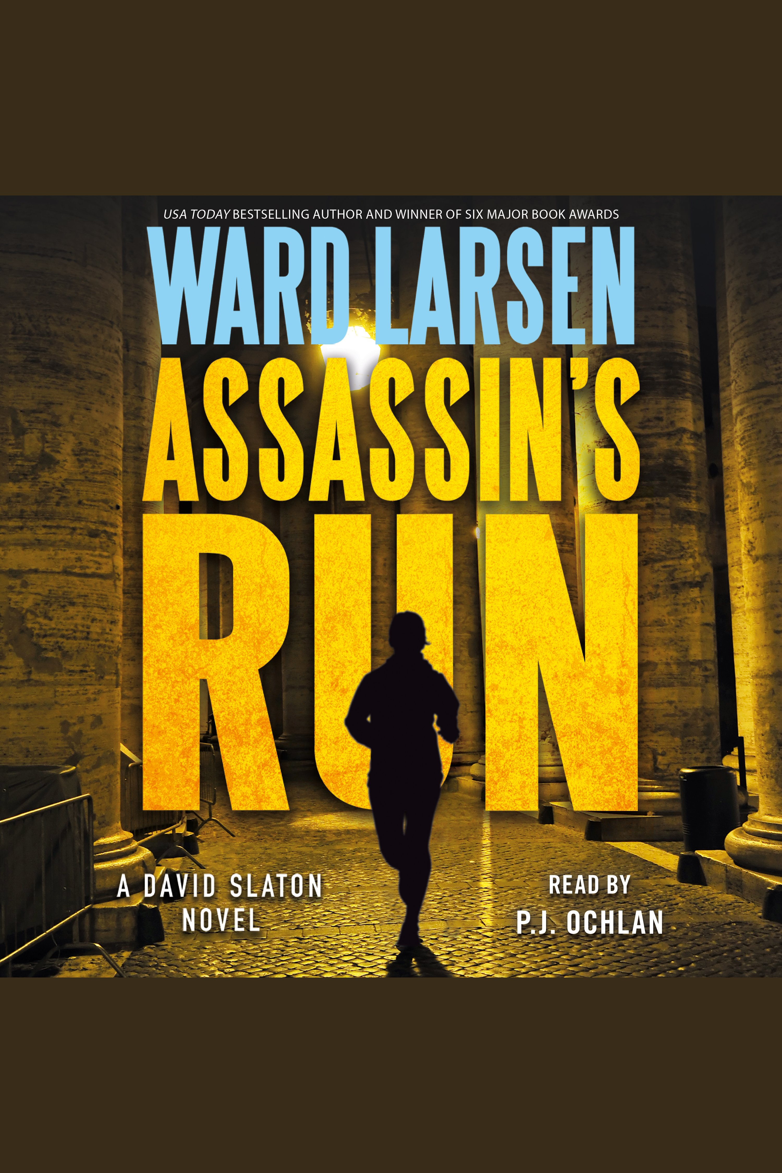 Assassin's Run A David Slaton Novel cover image