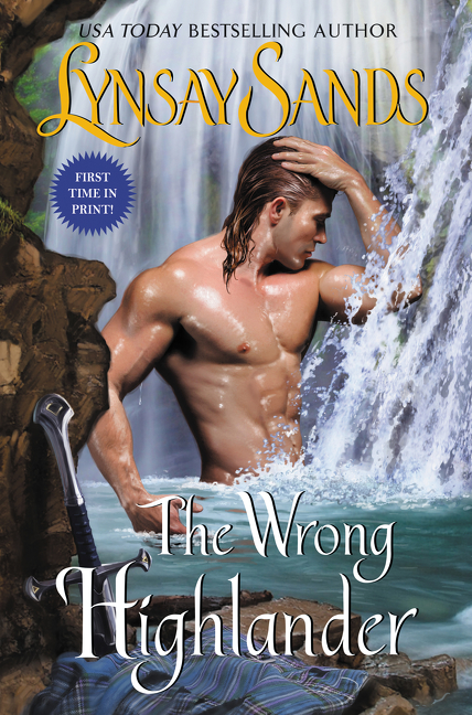 The wrong highlander cover image