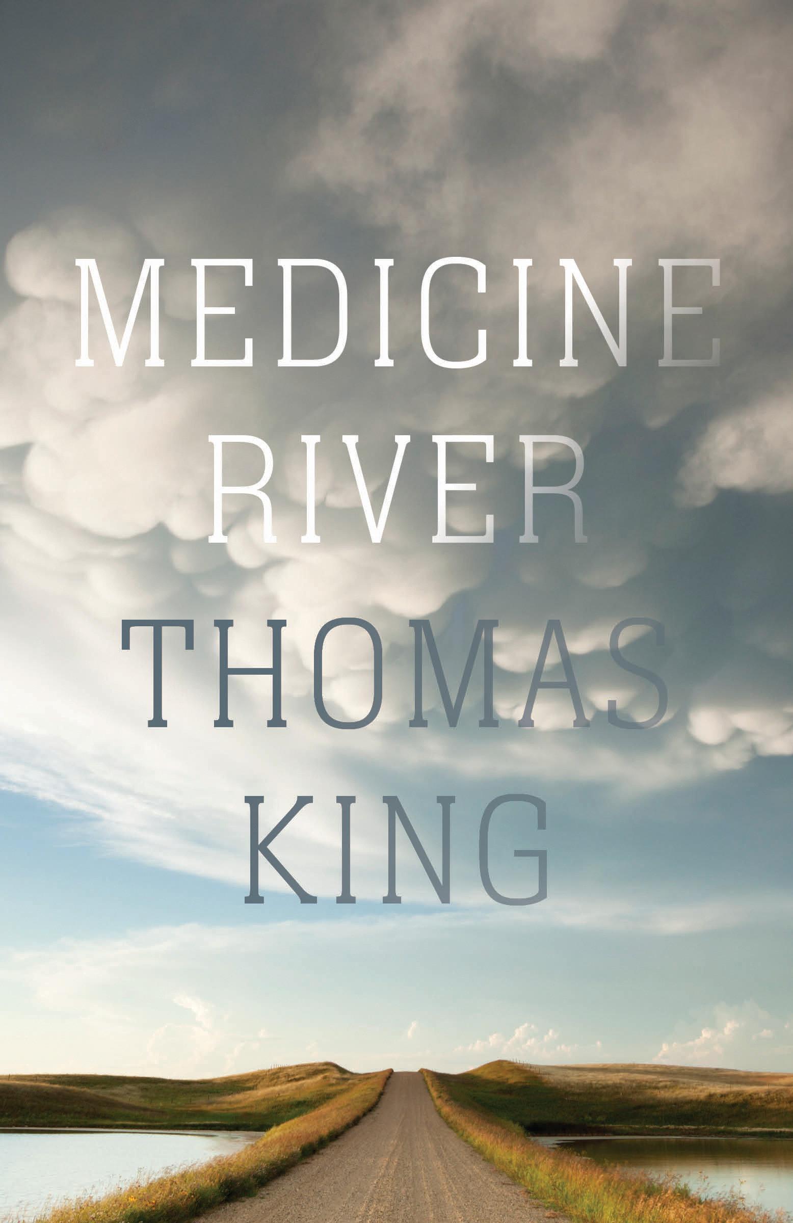 Cover Image of Medicine River