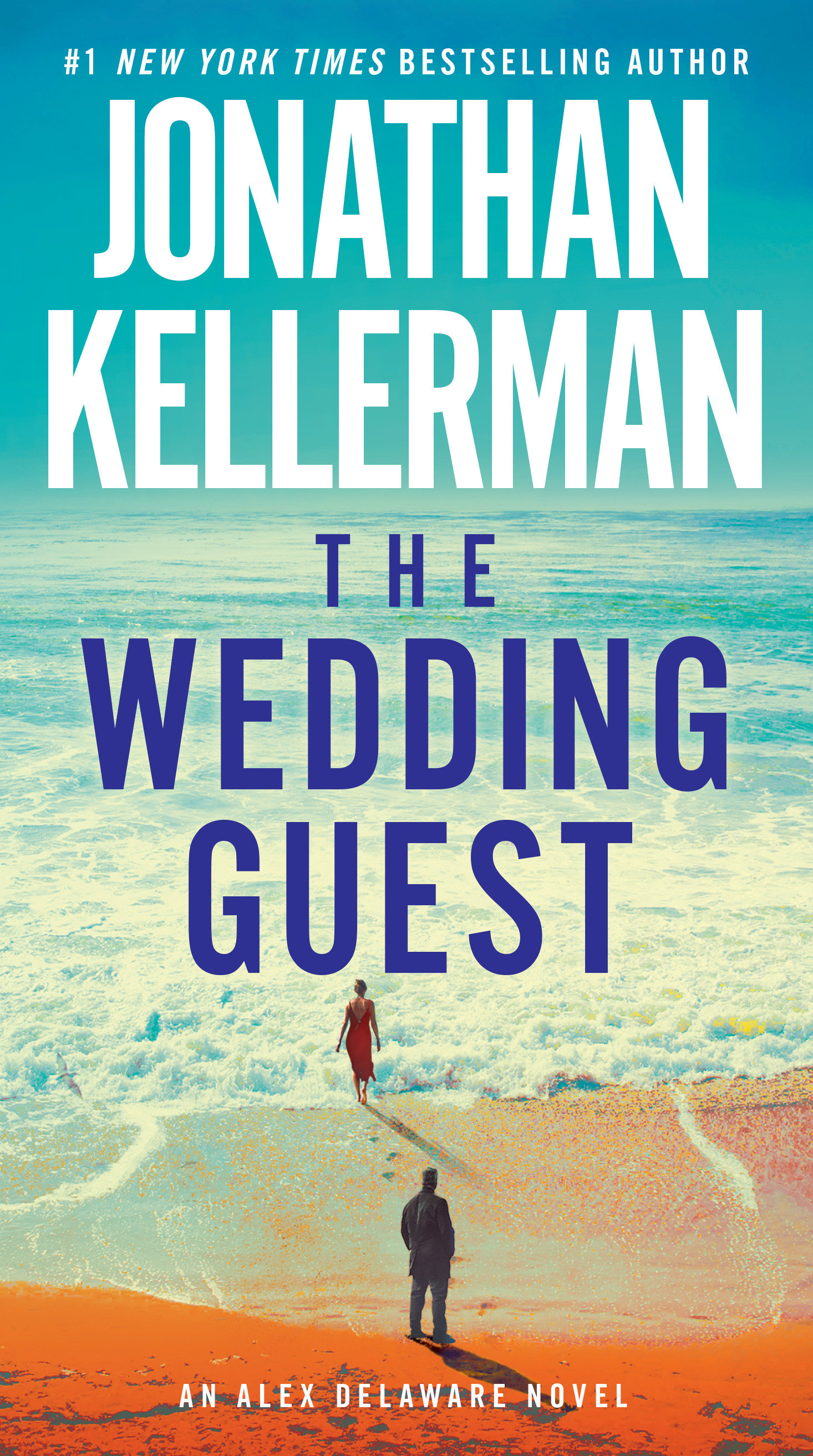 The wedding guest an Alex Delaware novel cover image