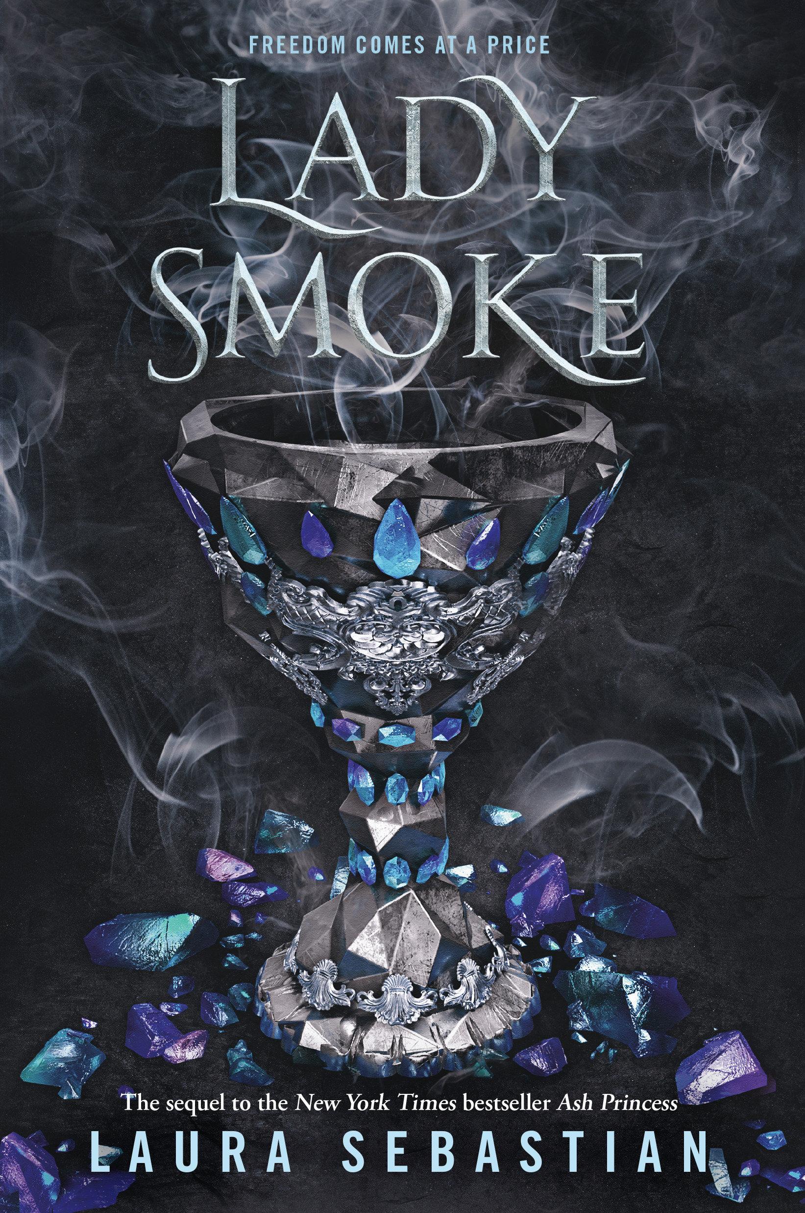 Lady smoke cover image