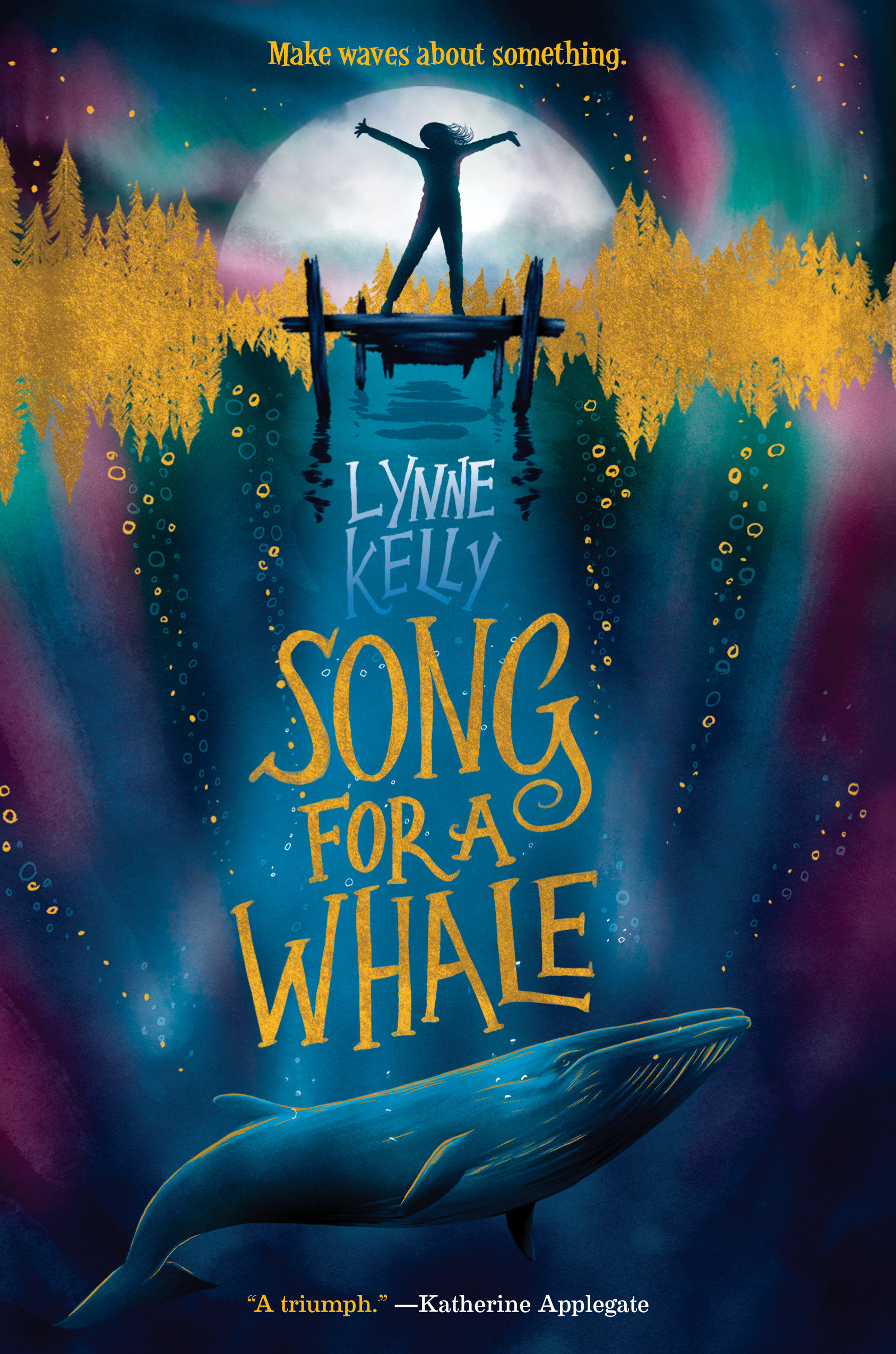 Cover image for Song for a Whale [electronic resource] :