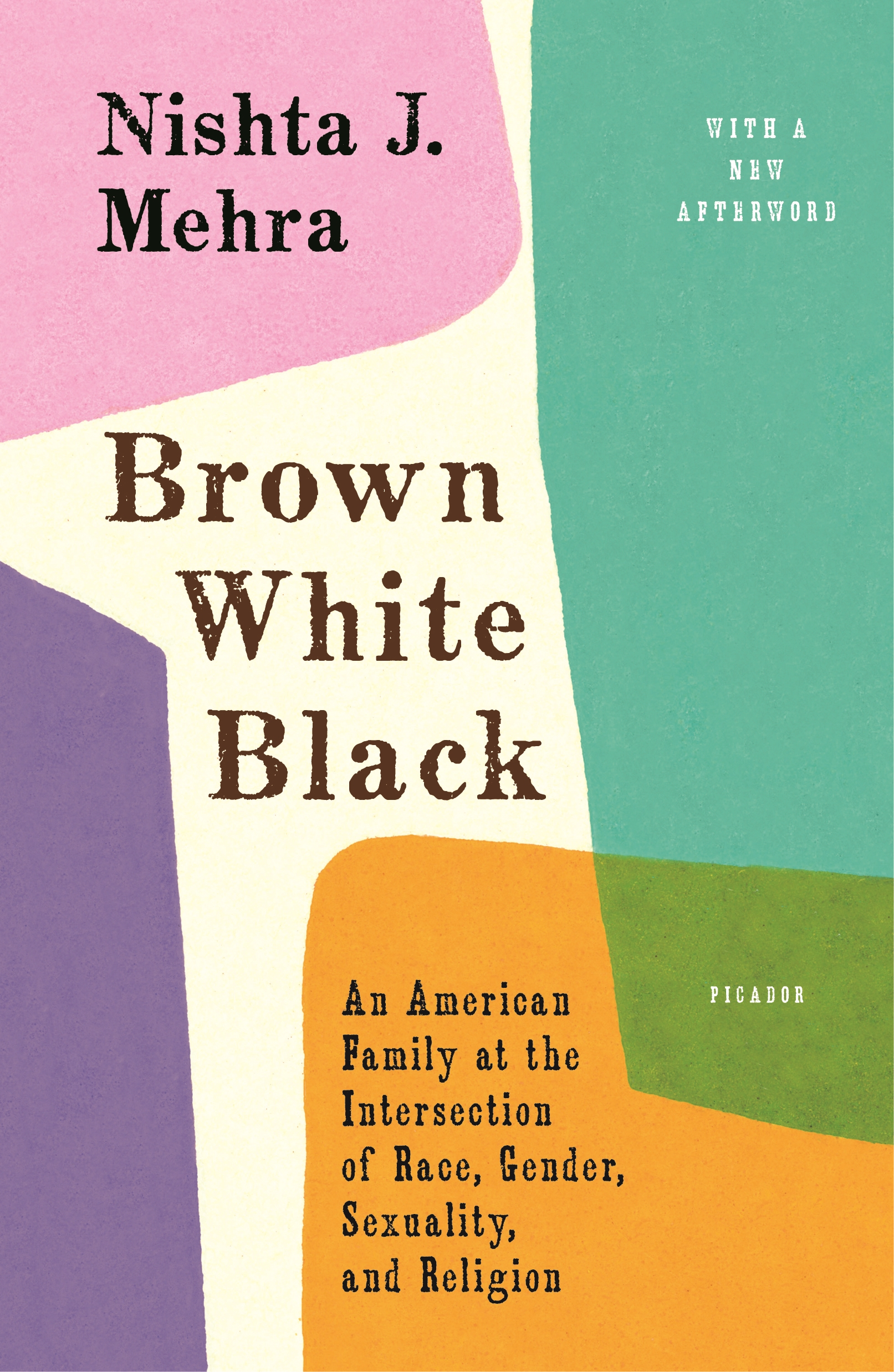 Brown White Black An American Family at the Intersection of Race, Gender, Sexuality, and Religion