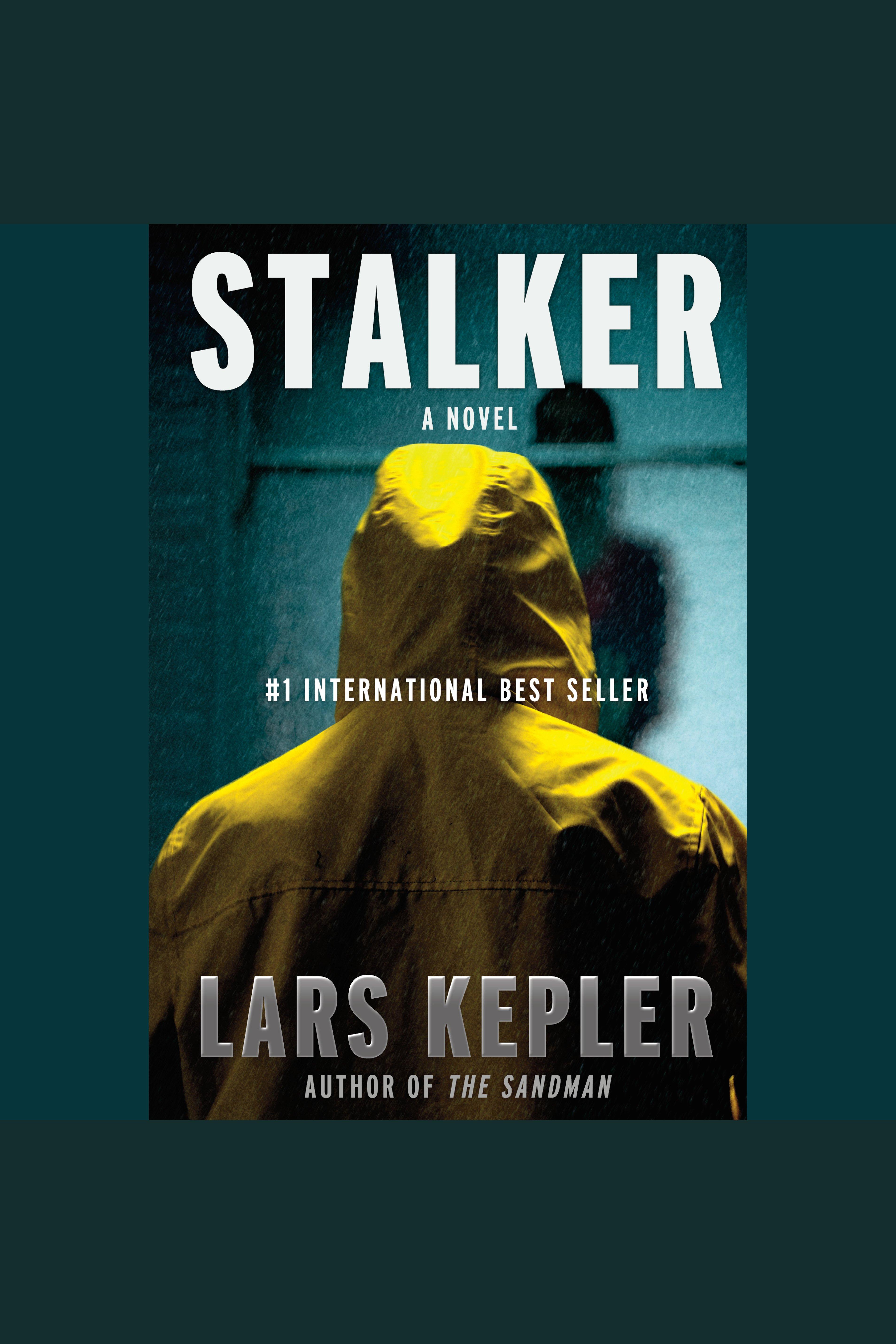 Stalker A novel cover image