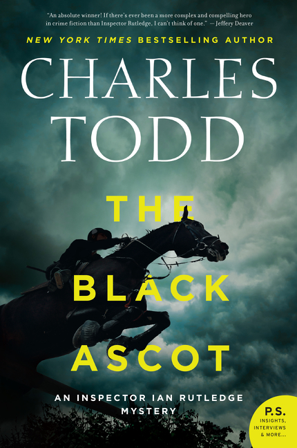 The black ascot cover image