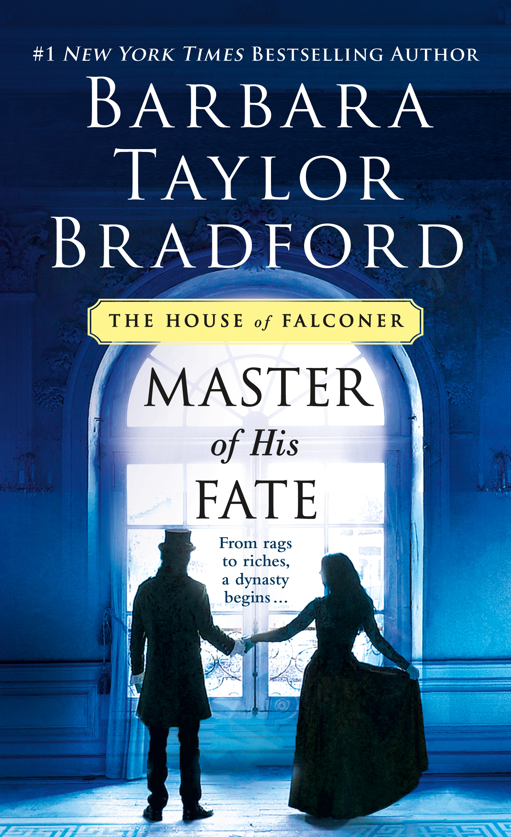 Master of his fate cover image