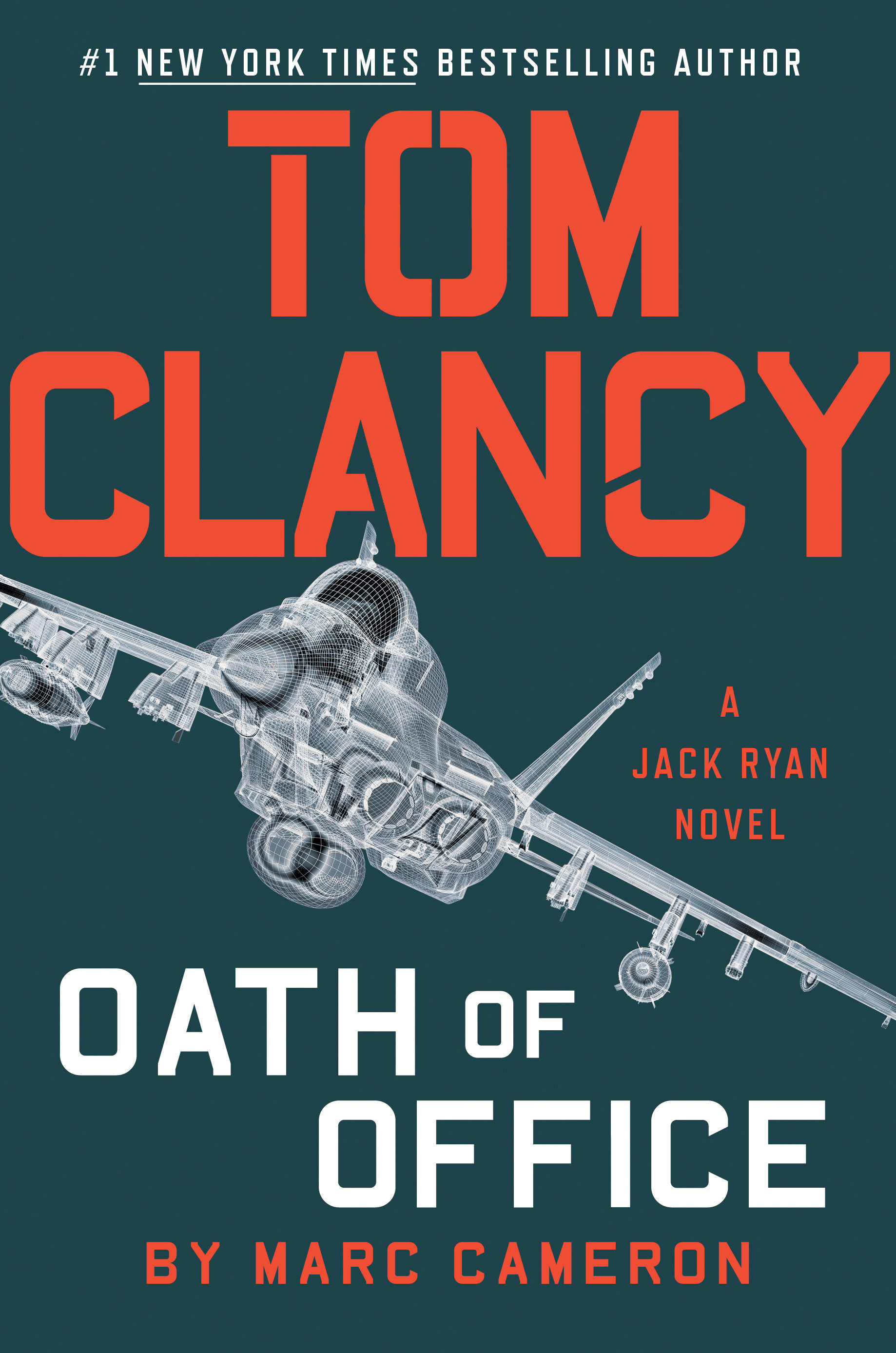 Tom Clancy Oath of Office cover image