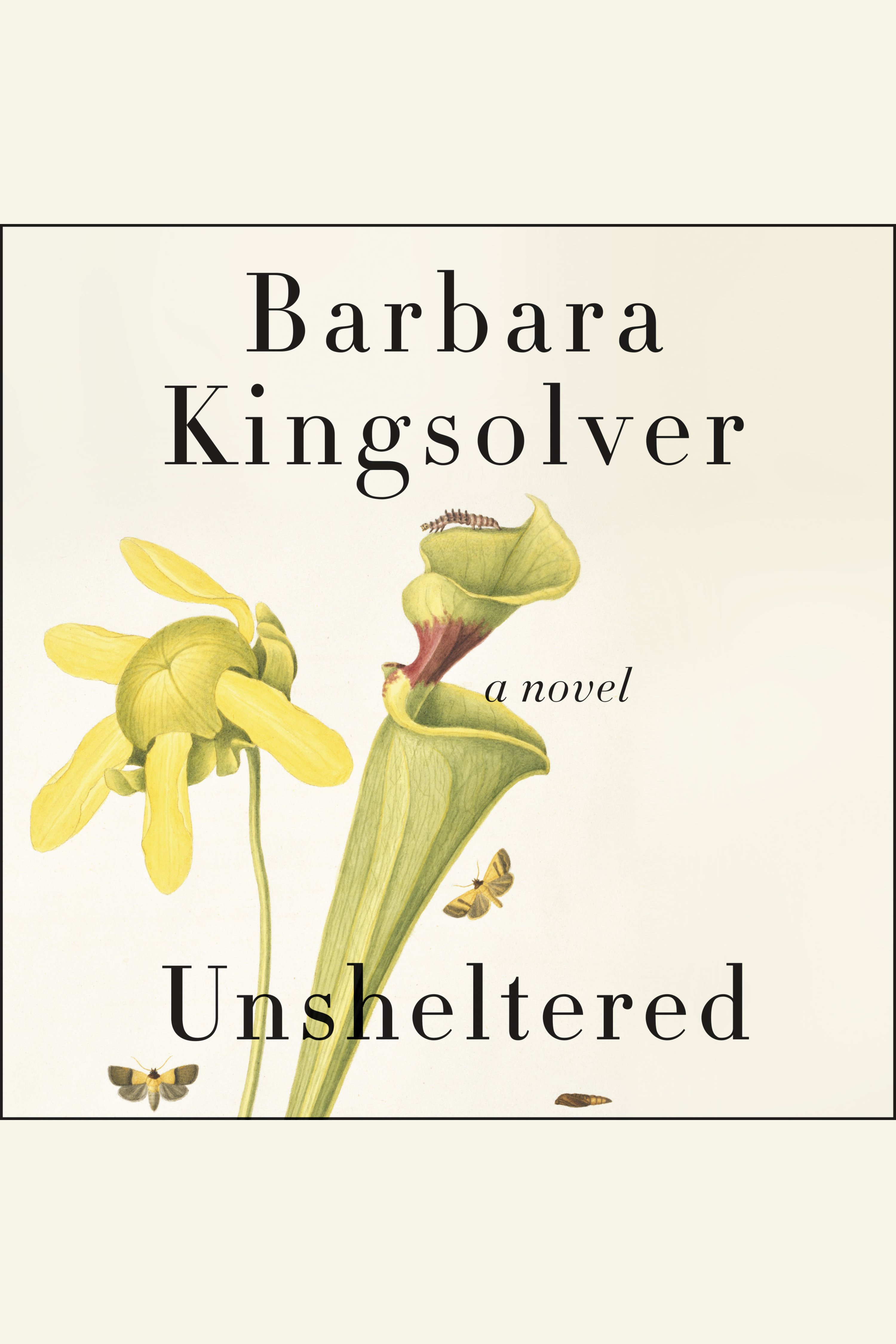 Unsheltered cover image