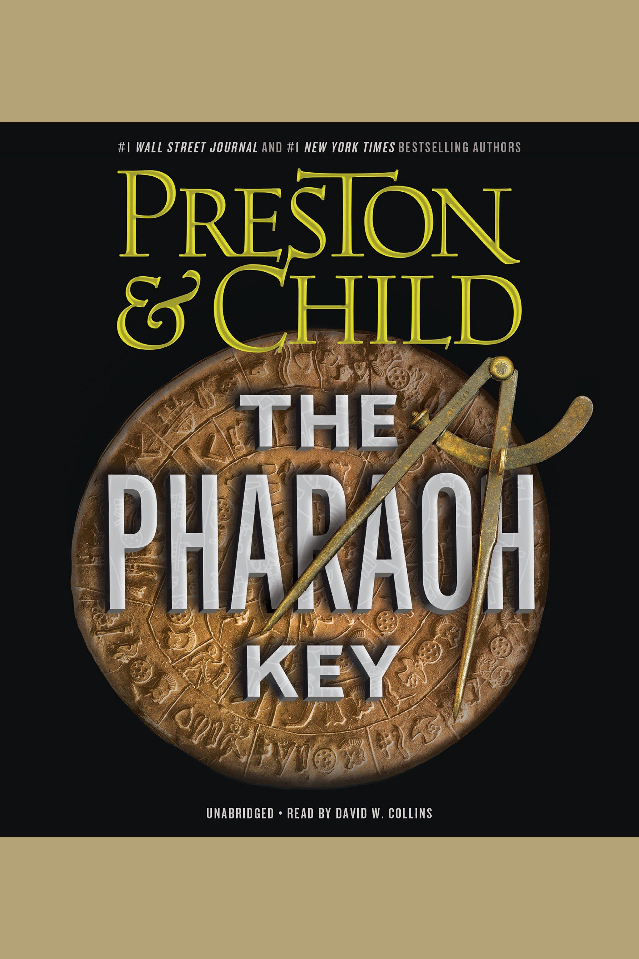 The pharaoh key cover image