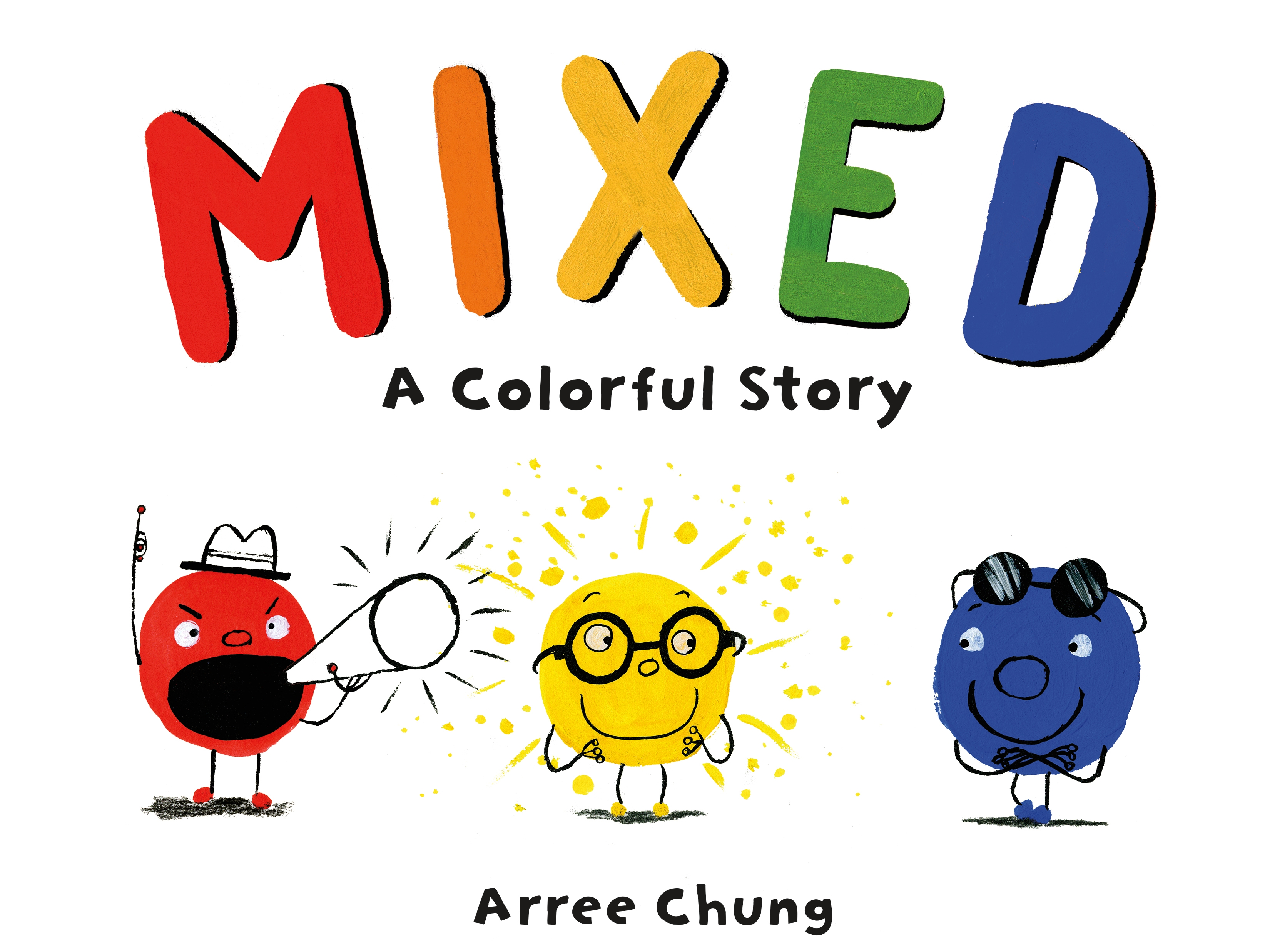 Mixed: A Colorful Story cover image