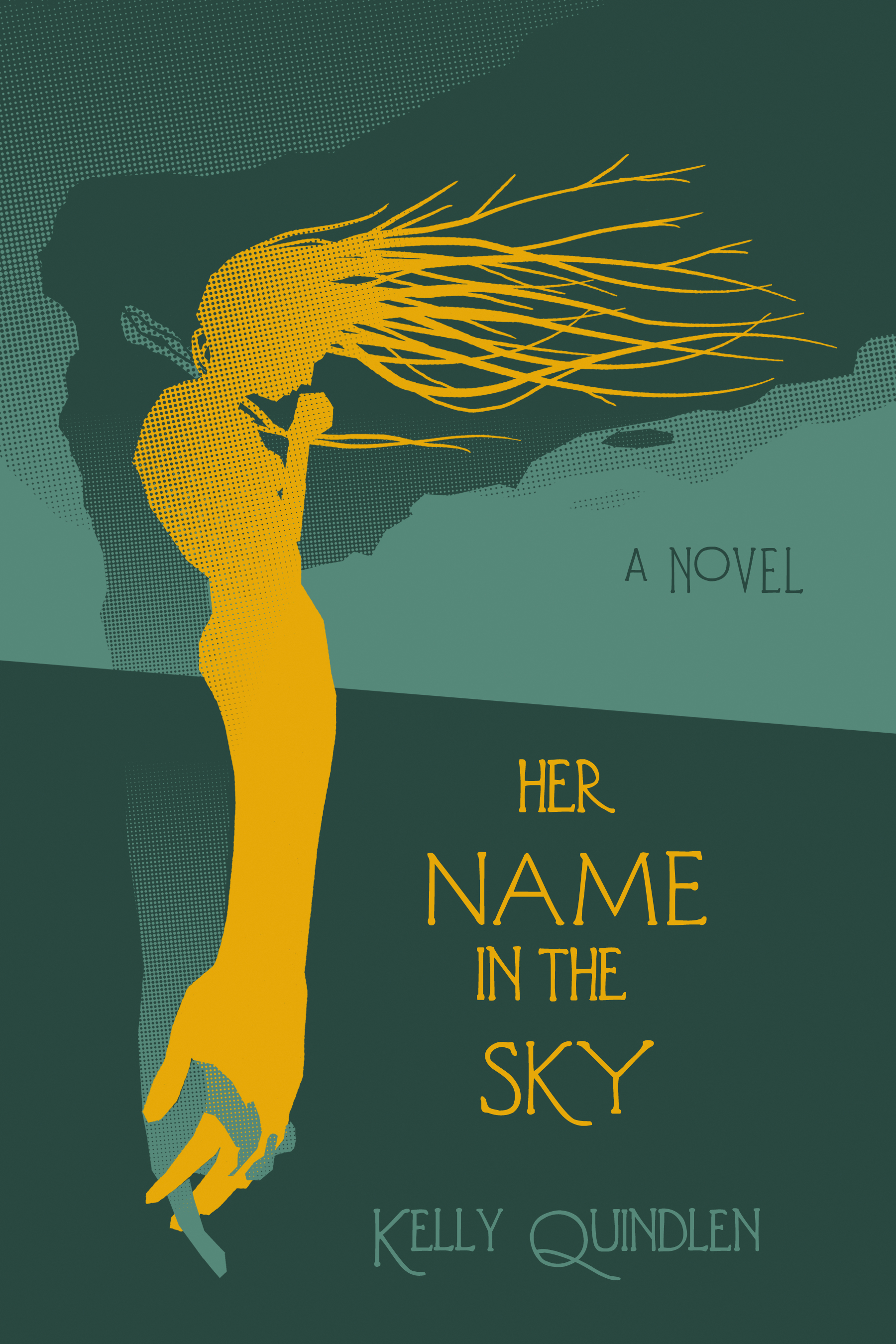 Cover Image of Her Name in the Sky