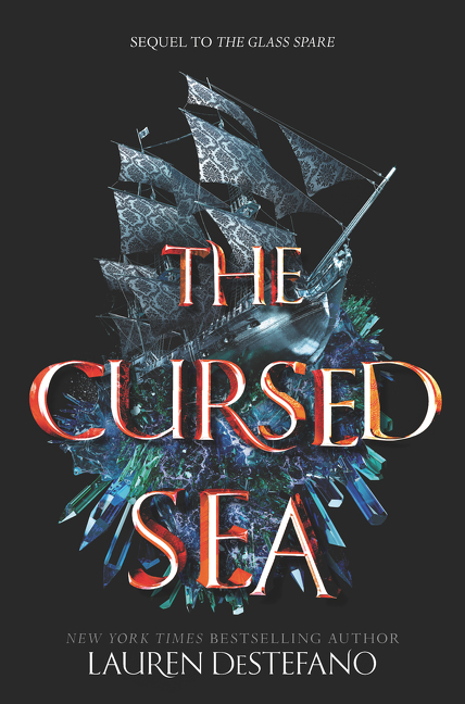 The cursed sea cover image