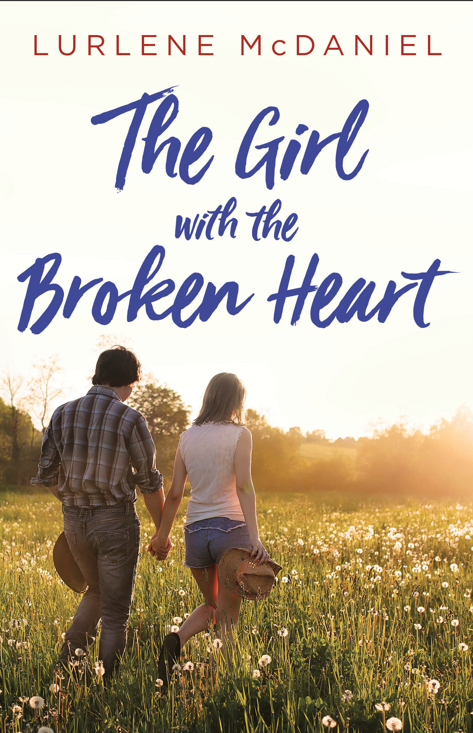 The girl with the broken heart cover image