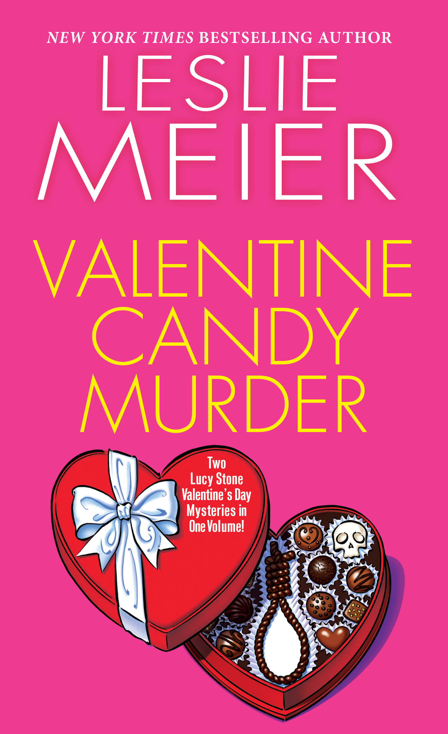 Valentine candy murder cover image